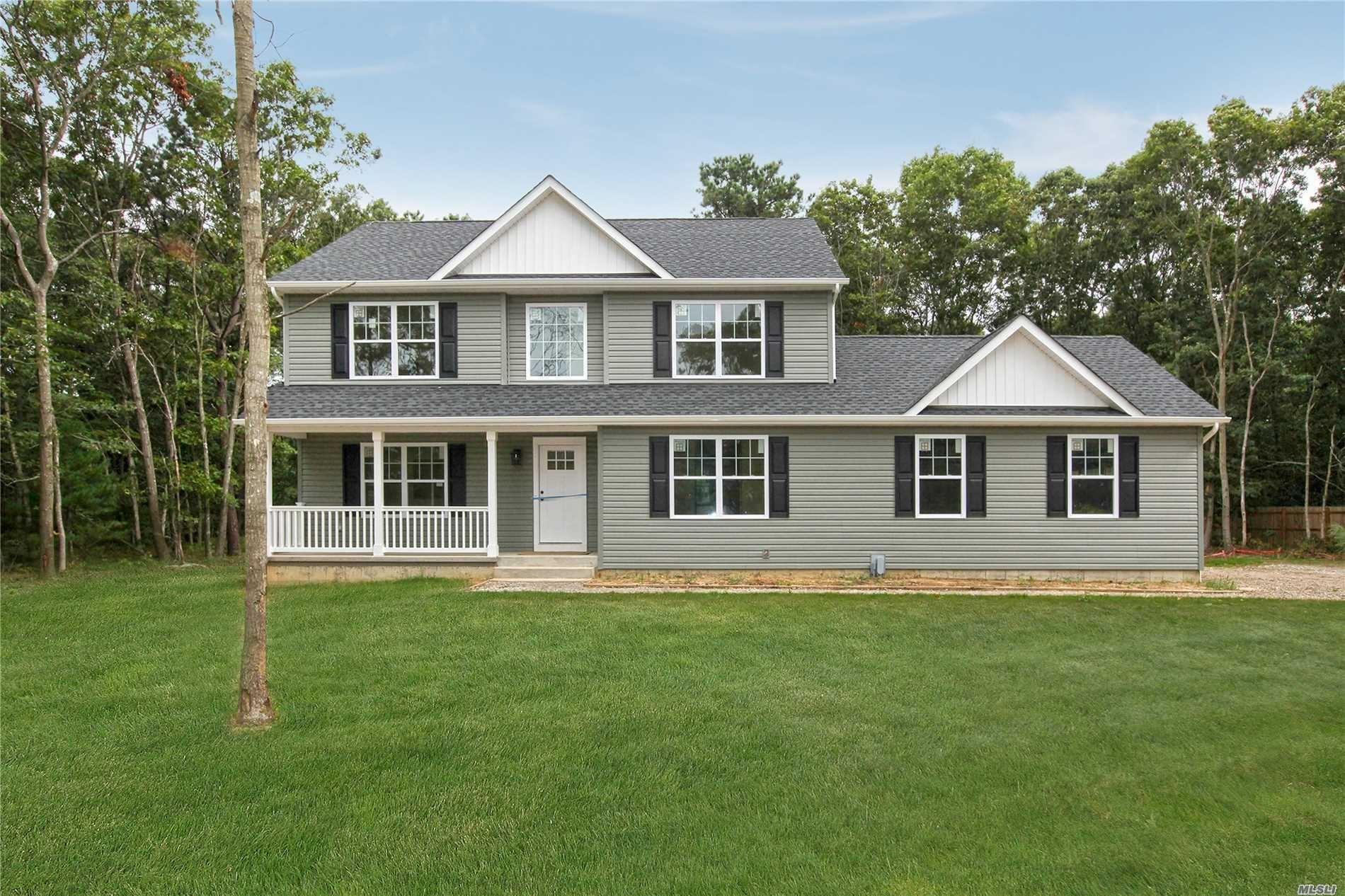 Lot 4 Long Island Avenue, Medford, NY 11763 - MLS#: 3204697