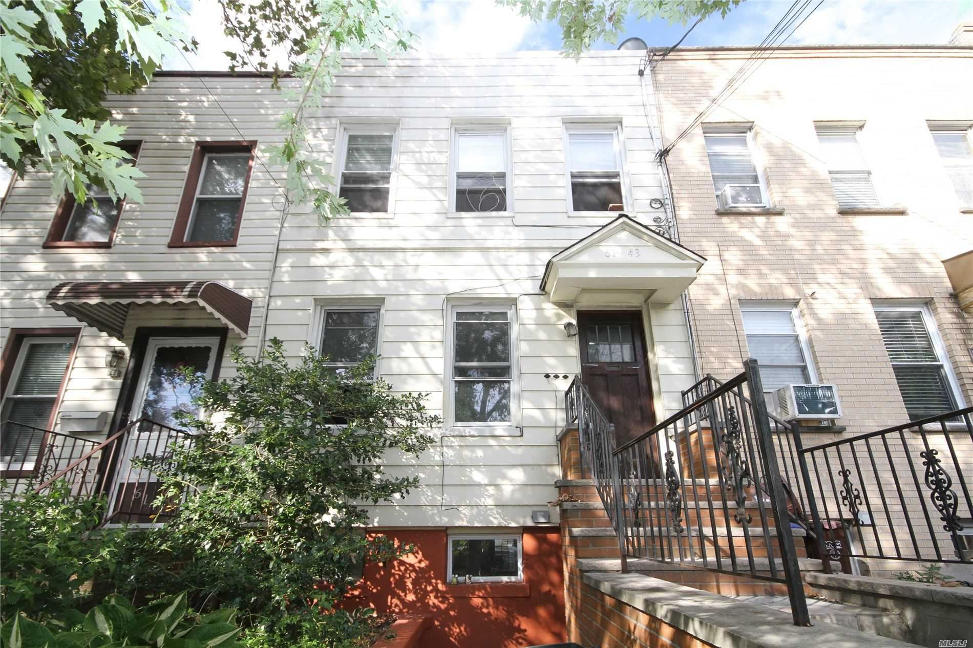 61-43 55th Street, Maspeth, NY 11378 - MLS#: 3247697
