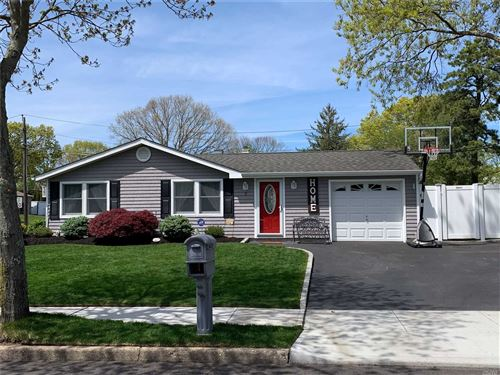 Photo of 3 Tempest Rd, Selden, NY 11784 (MLS # 3215699)