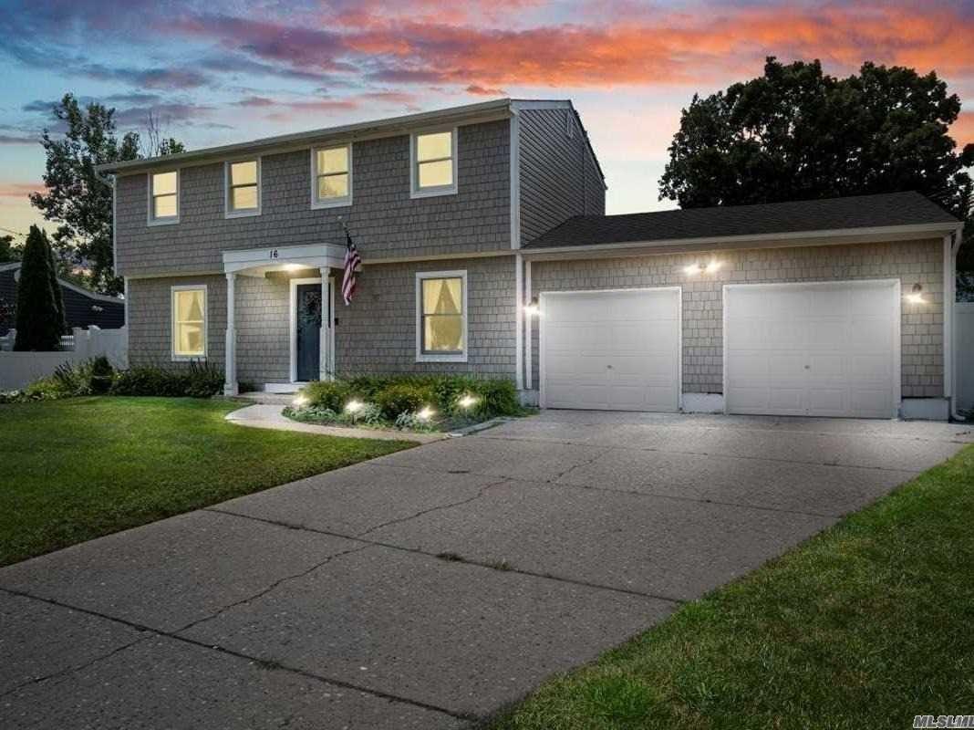 16 Eisenhower Road, Centereach, NY 11720 - MLS#: 3238700