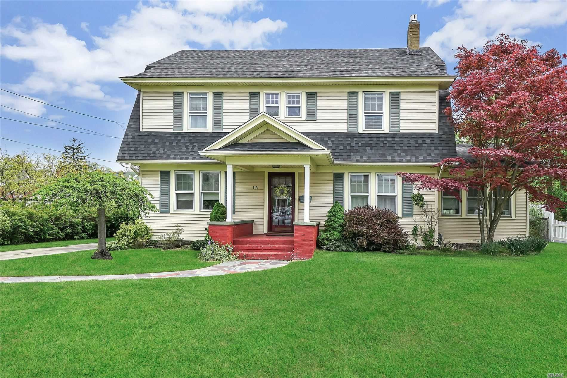113 Roe Ave, Patchogue, NY 11772 - MLS#: 3214702