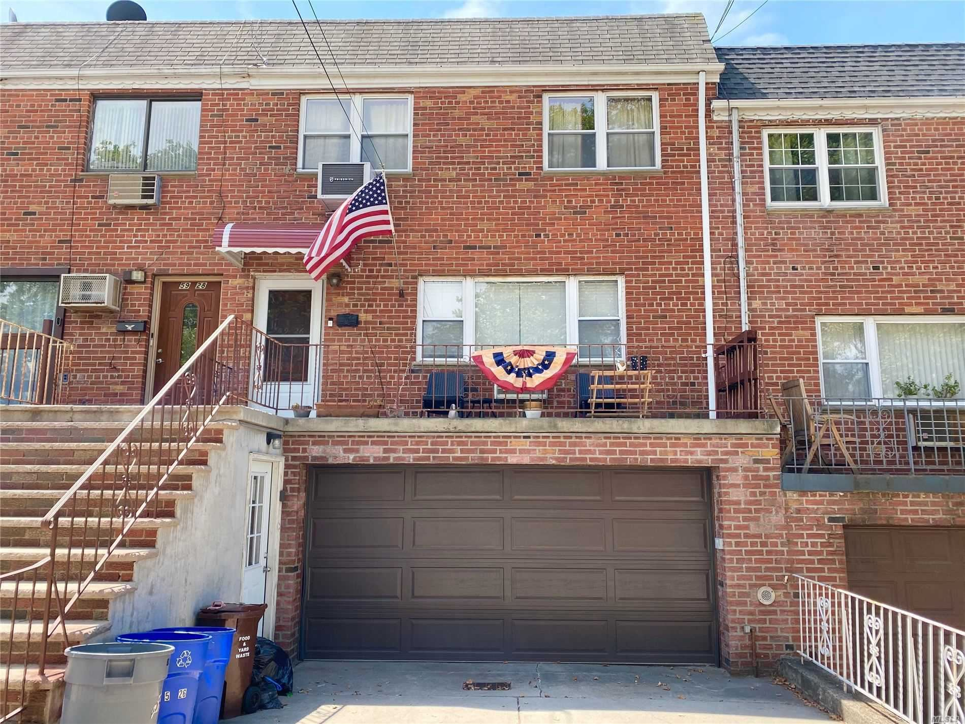 59-26 57th Dr, Maspeth, NY 11378 - MLS#: 3238702