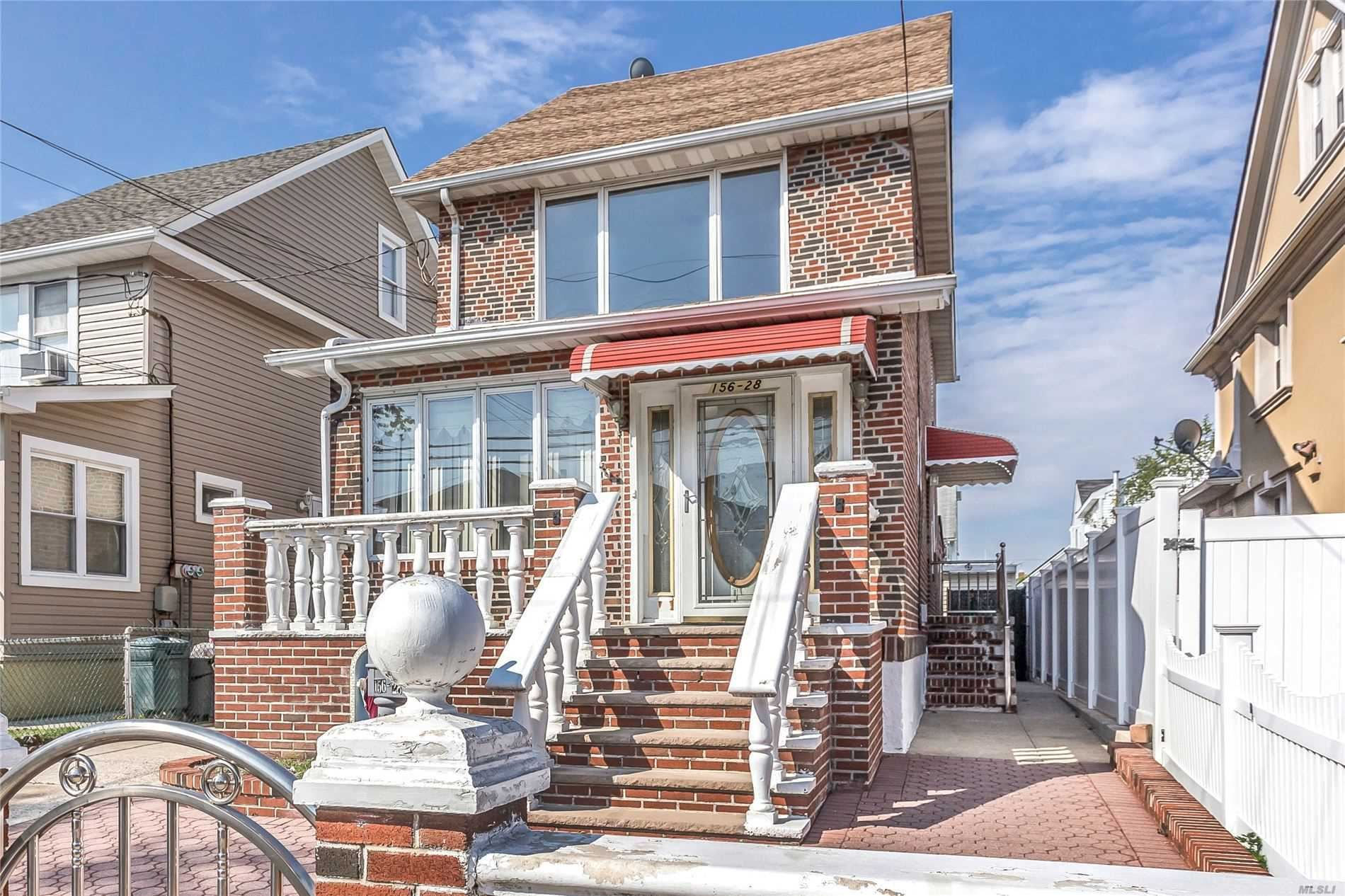 156-28 101st Street, Howard Beach, NY 11414 - MLS#: 3164707