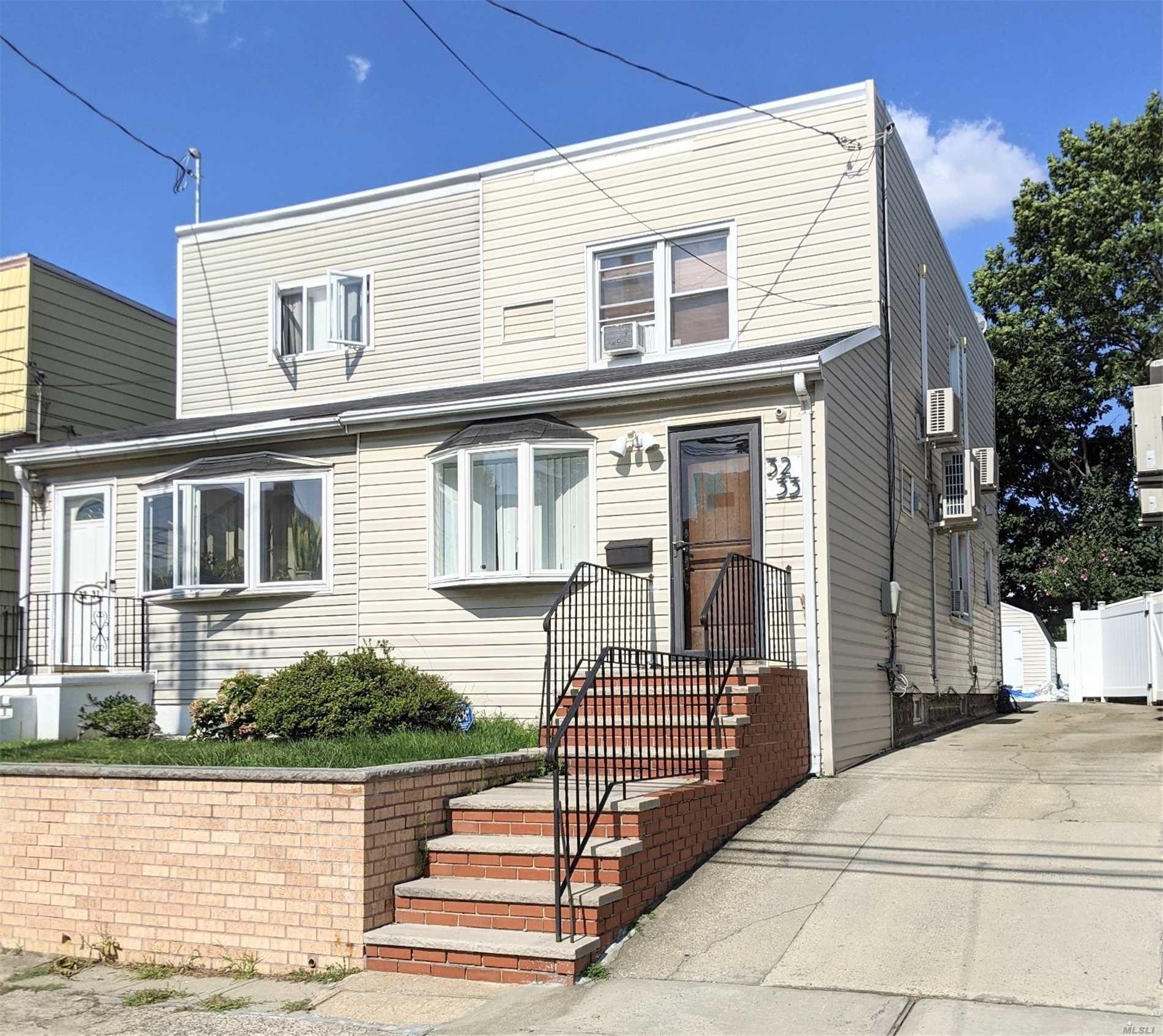 32-33 202nd Street, Bayside, NY 11361 - MLS#: 3239707