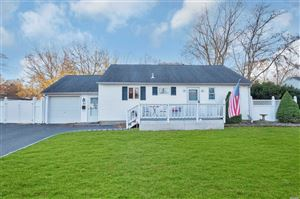 Photo of 25 Sunset Dr, Centereach, NY 11720 (MLS # 3179709)
