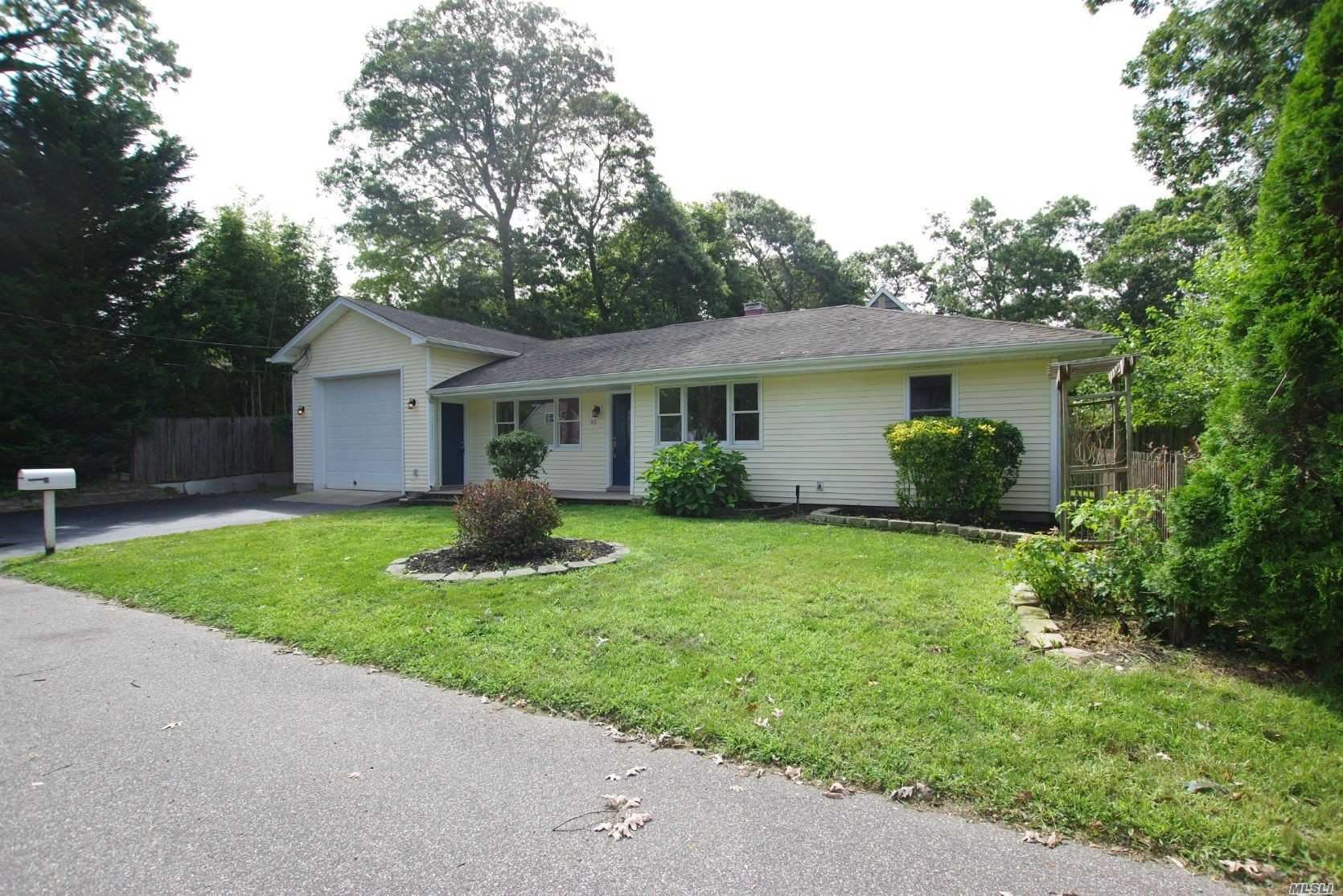 40 Puritan Ave, East Patchogue, NY 11772 - MLS#: 3241709