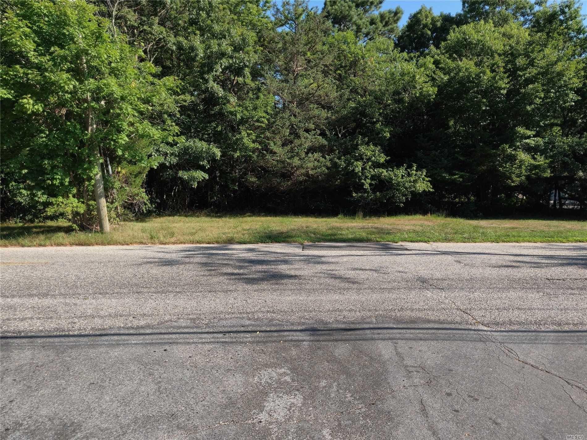 Lot 1 Barton Ave, Patchogue, NY 11772 - MLS#: 3237711