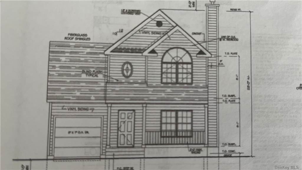 Lot A Coventry Ave, Mastic Beach, NY 11951 - MLS#: 3265715