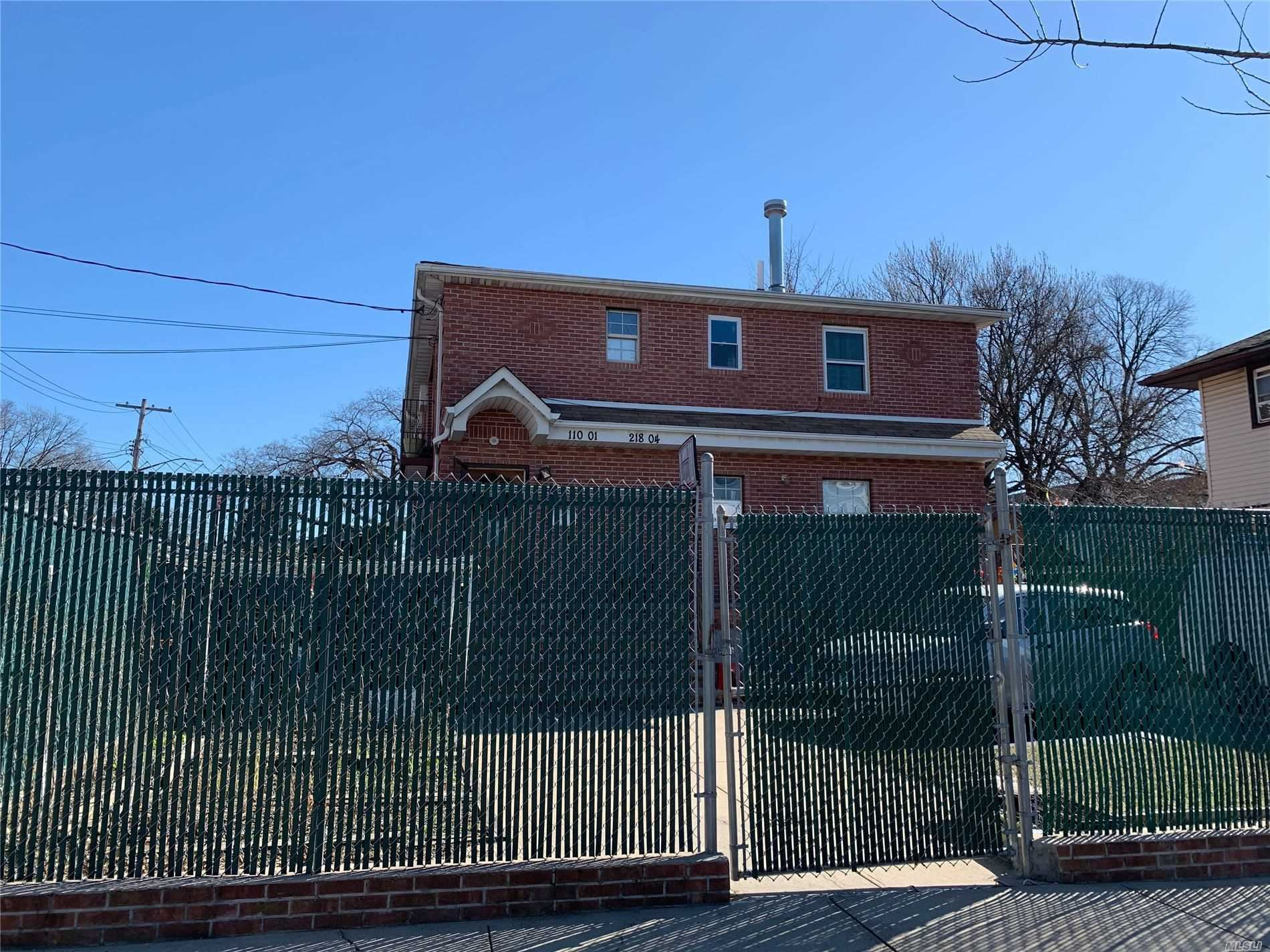 218-04 110 Avenue, Queens Village, NY 11429 - MLS#: 3206716