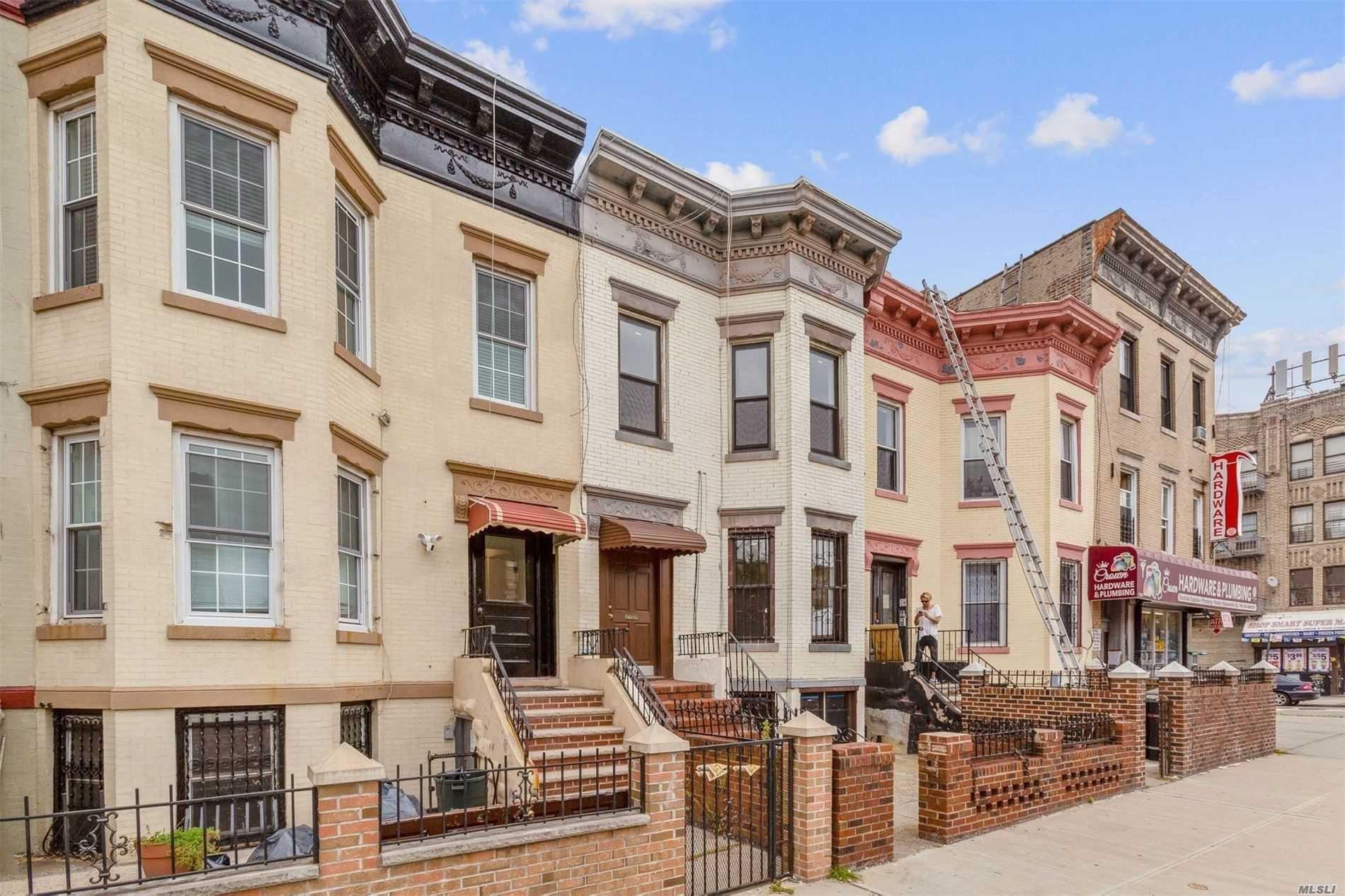1499 Saint Johns Place, Brooklyn, NY 11213 - MLS#: 3205726