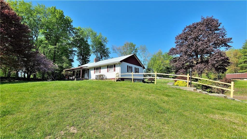 Photo for 425 Horseshoe Lake Road, Swan Lake, NY 12783 (MLS # H6103729)