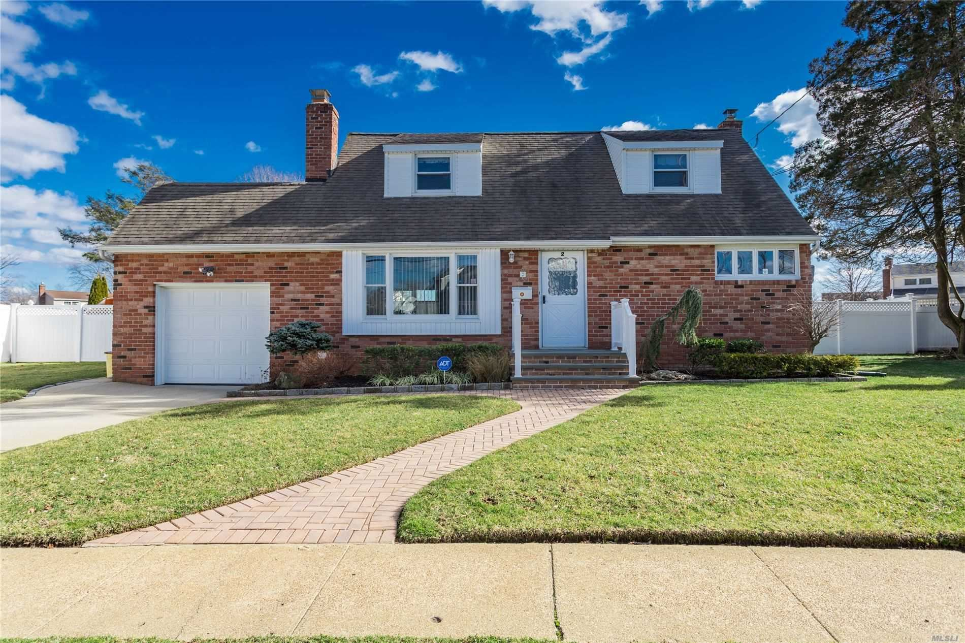 2 Birch Lane, Massapequa Park, NY 11762 - MLS#: 3203730