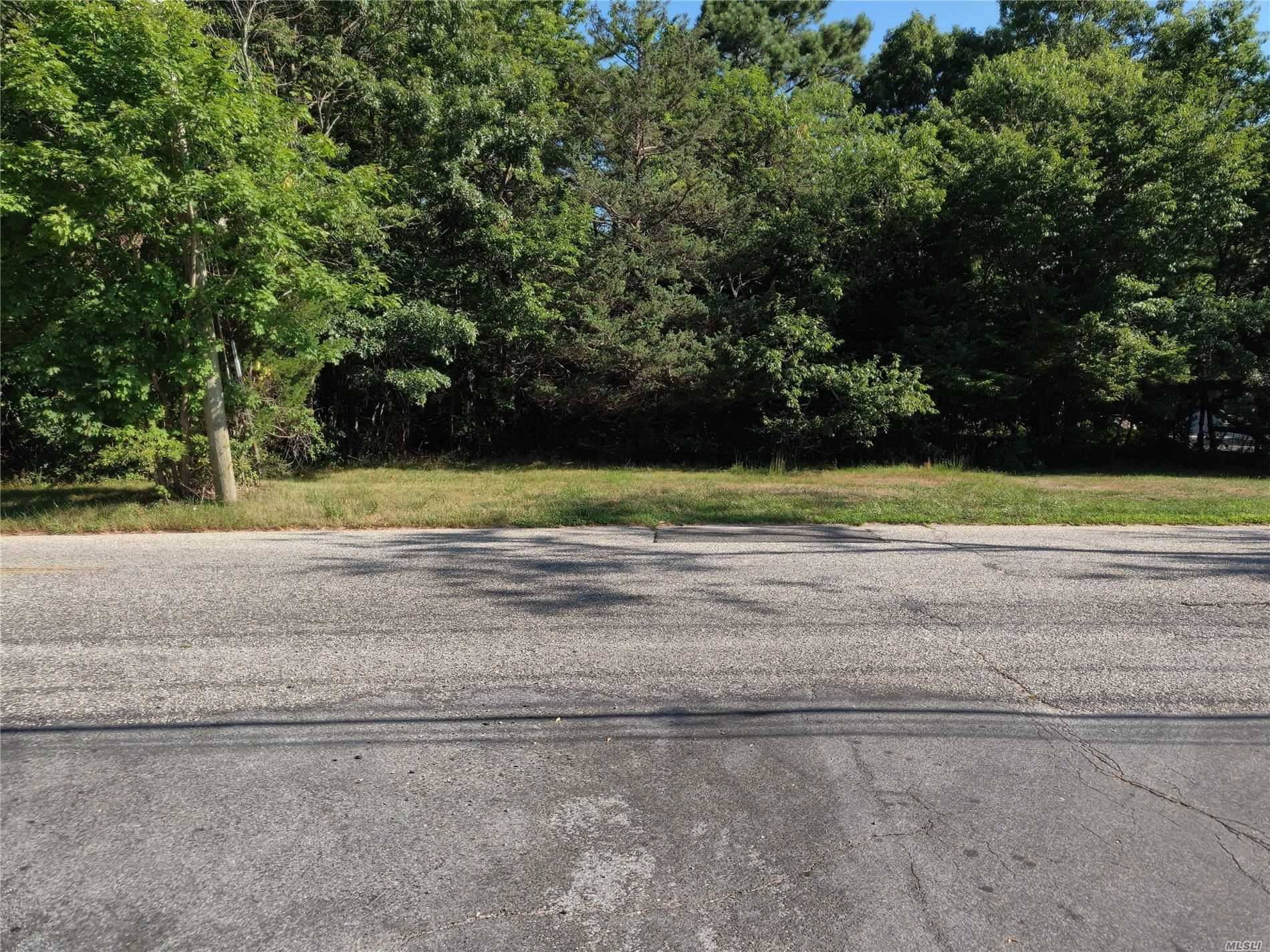 Lot 2 Barton Ave, Patchogue, NY 11772 - MLS#: 3237733