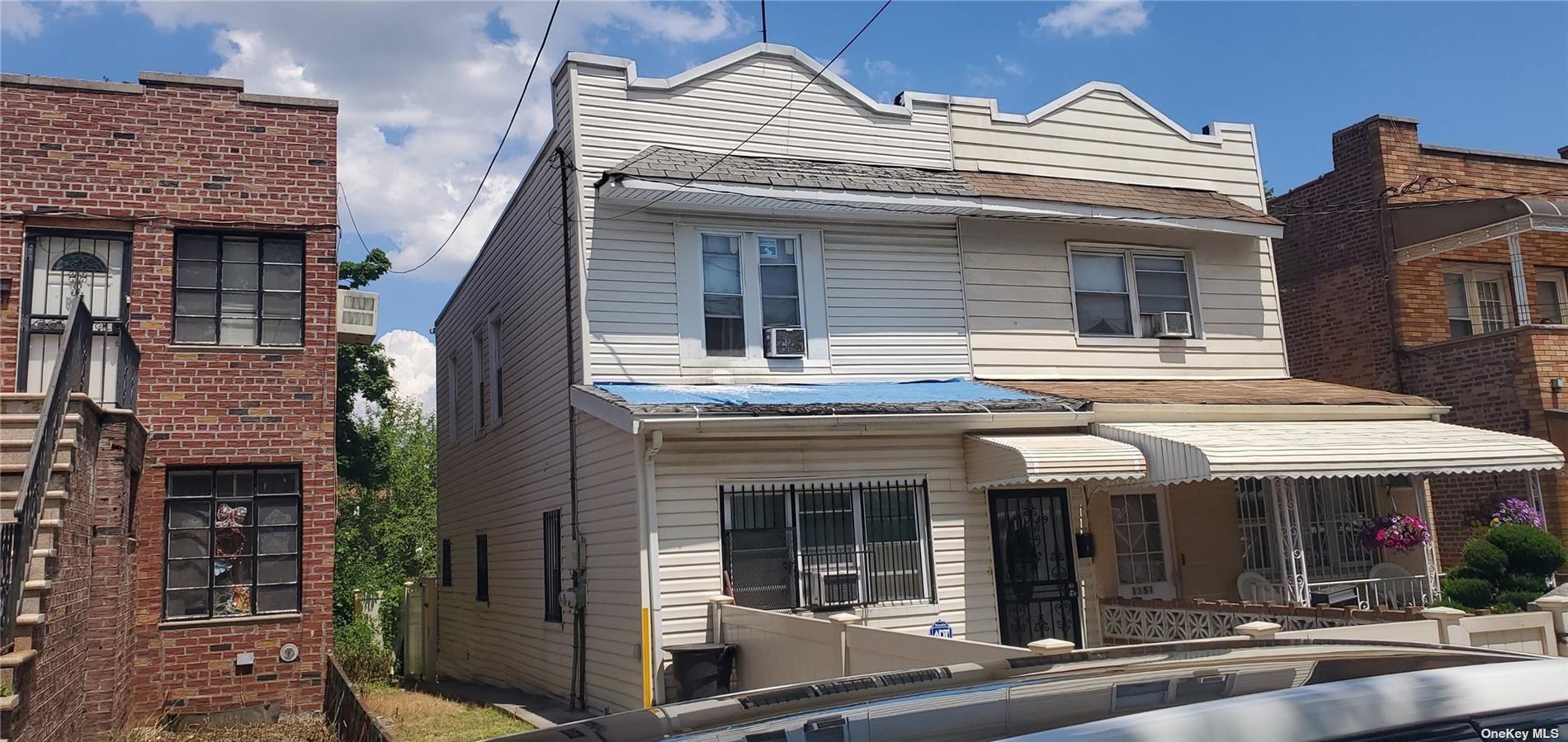 1149 E 99th Street, Canarsie, NY 11236 - MLS#: 3321741