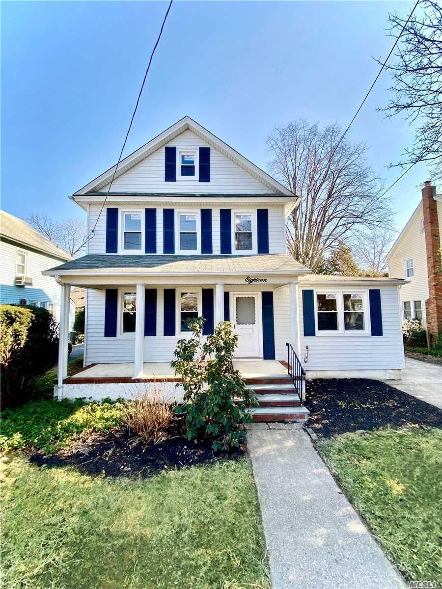18 Walnut Street, Westbury, NY 11590 - MLS#: 3204745