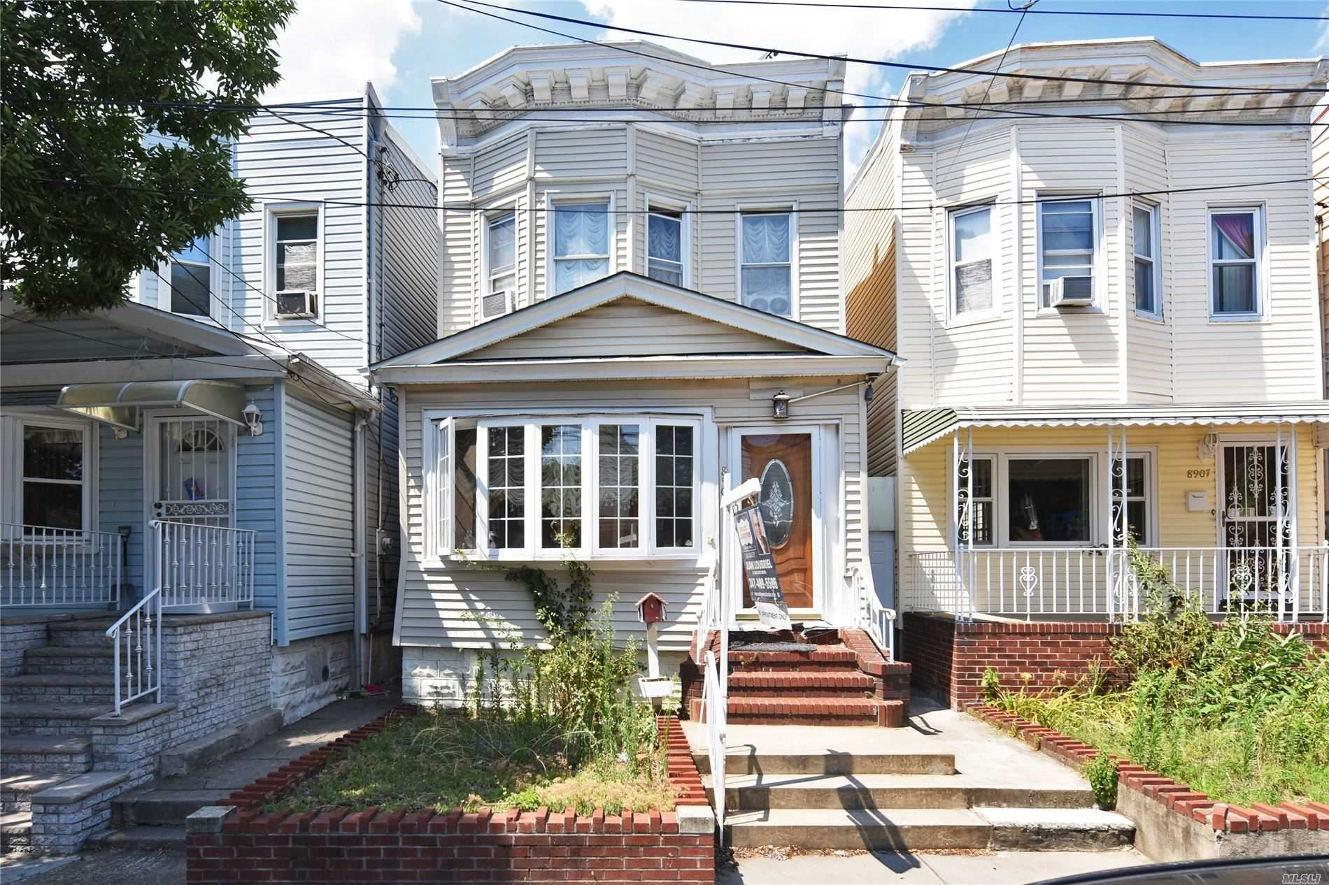 89-05 91st Avenue, Woodhaven, NY 11421 - MLS#: 3232745
