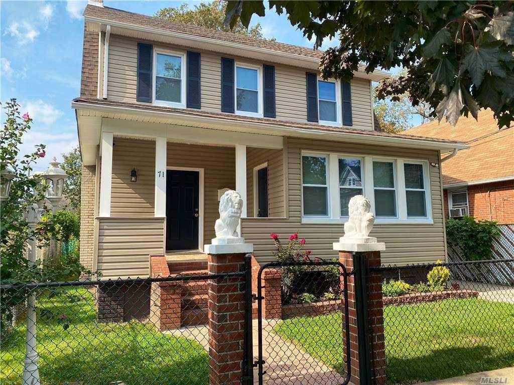 71 Burr Avenue, Hempstead, NY 11550 - MLS#: 3250752