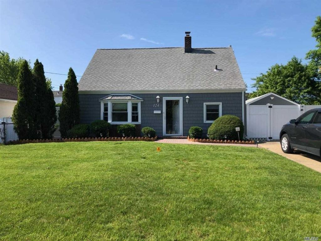 124 Hickory Lane, Levittown, NY 11756 - MLS#: 3133757