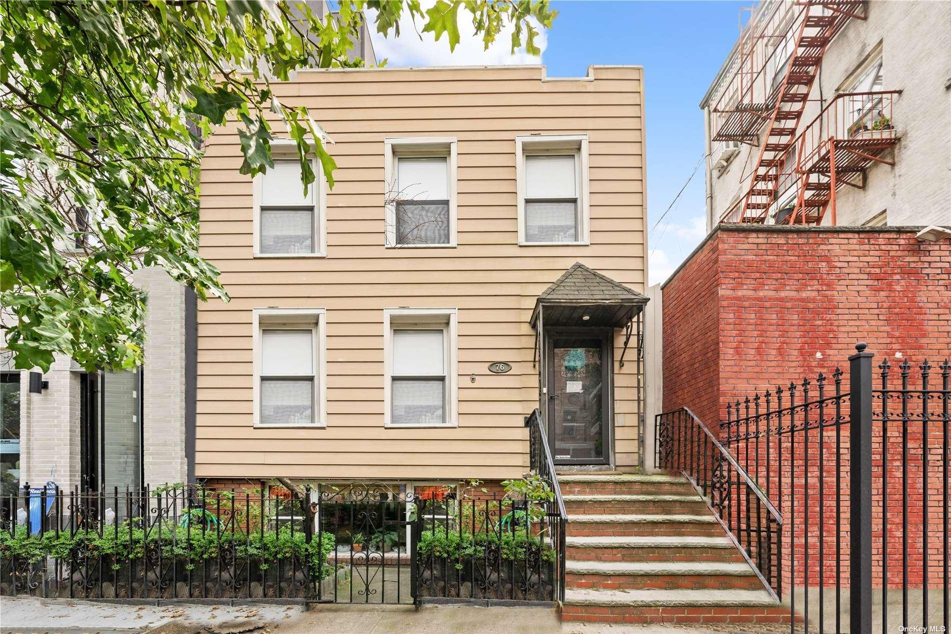 76 Eagle Street, Greenpoint, NY 11222 - MLS#: 3309760