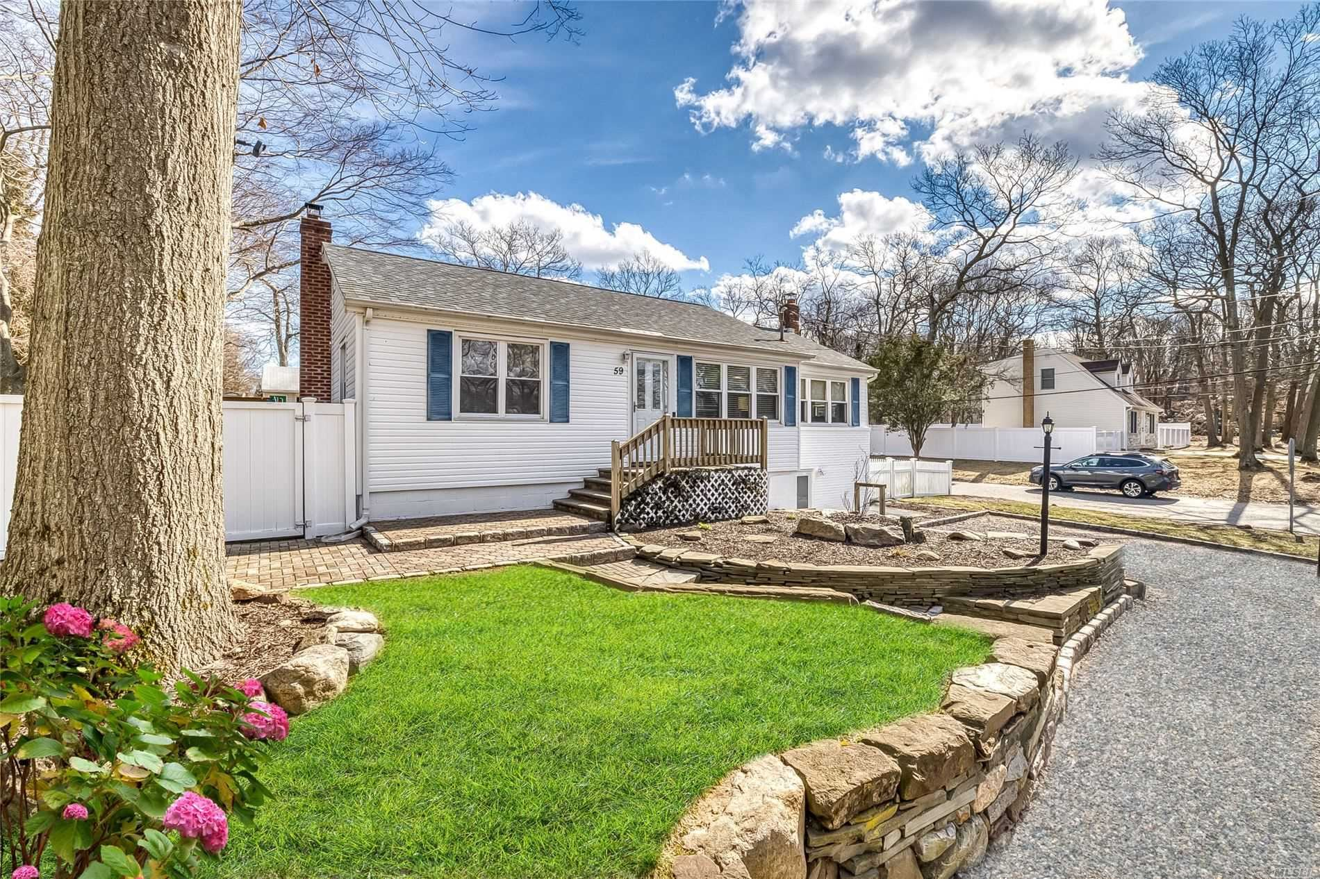 59 Maple Road, Rocky Point, NY 11778 - MLS#: 3204764