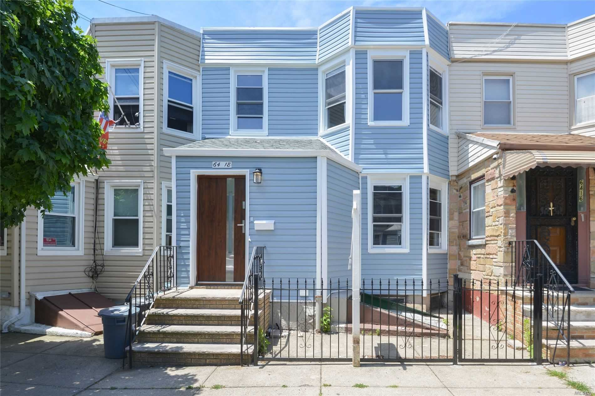 64-18 65th Place Place, Middle Village, NY 11379 - MLS#: 3224769