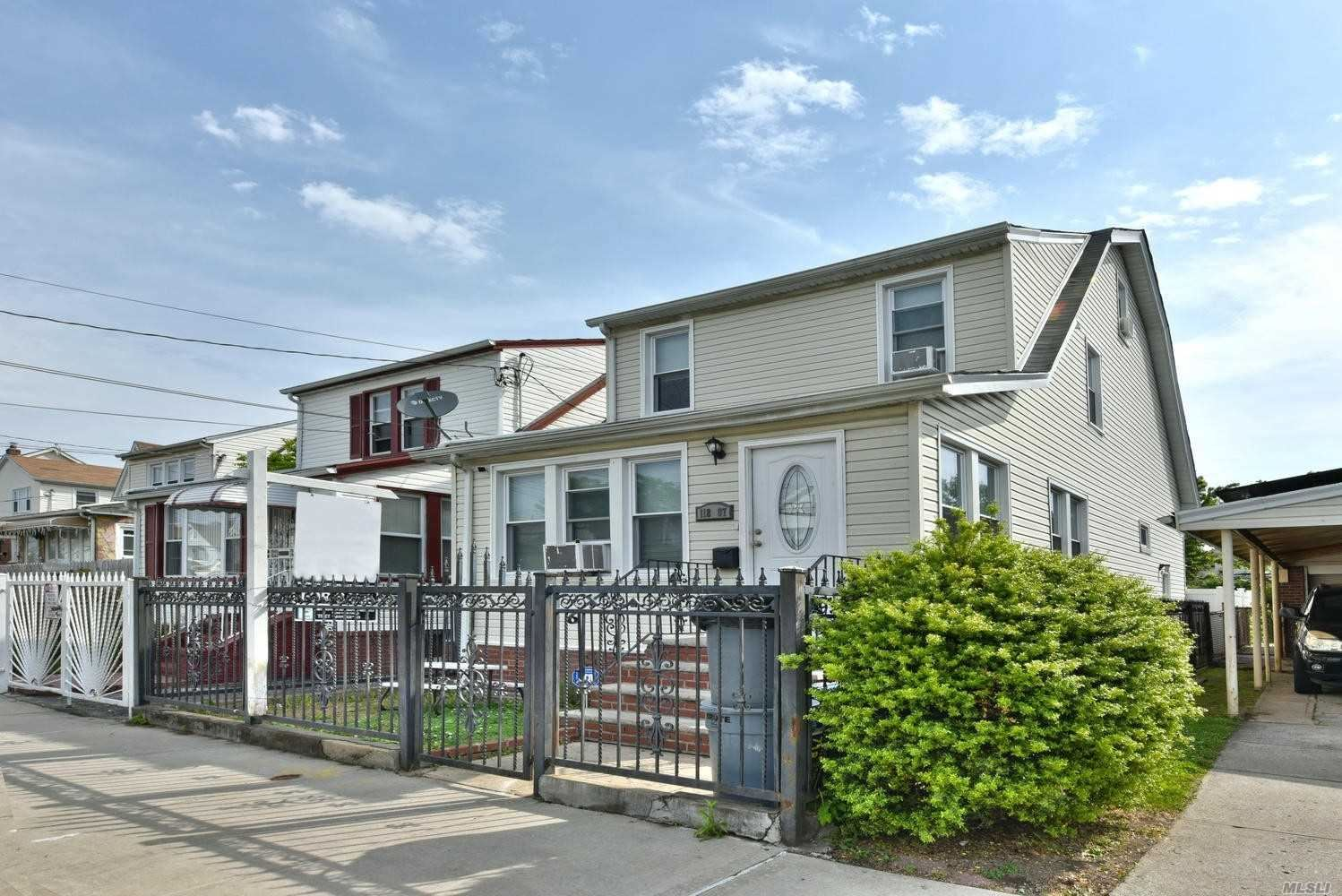 118-07 196th St, St. Albans, NY 11412 - MLS#: 3213770