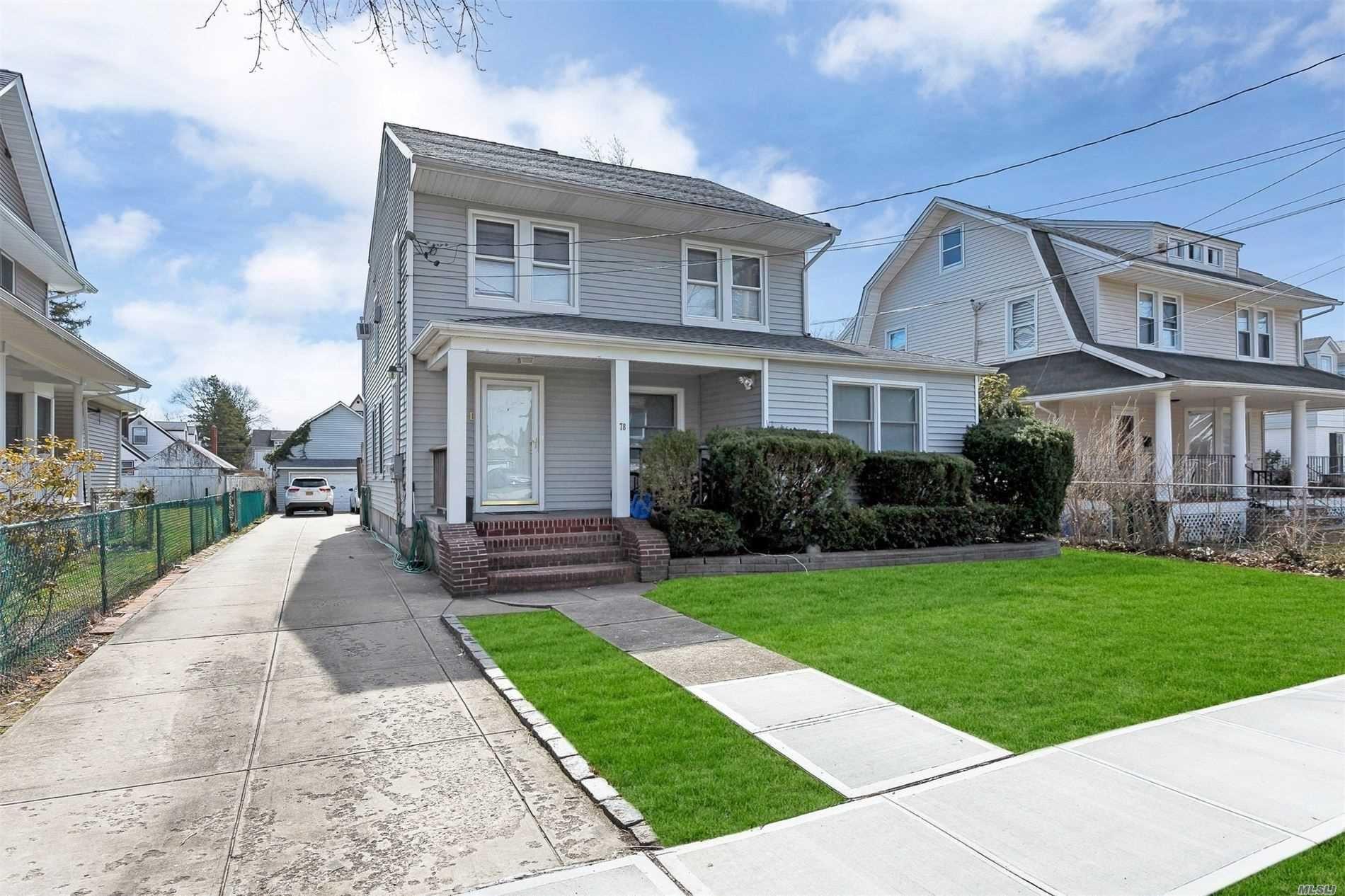 78 Catherine Street #1st Fl, Valley Stream, NY 11581 - MLS#: 3247770