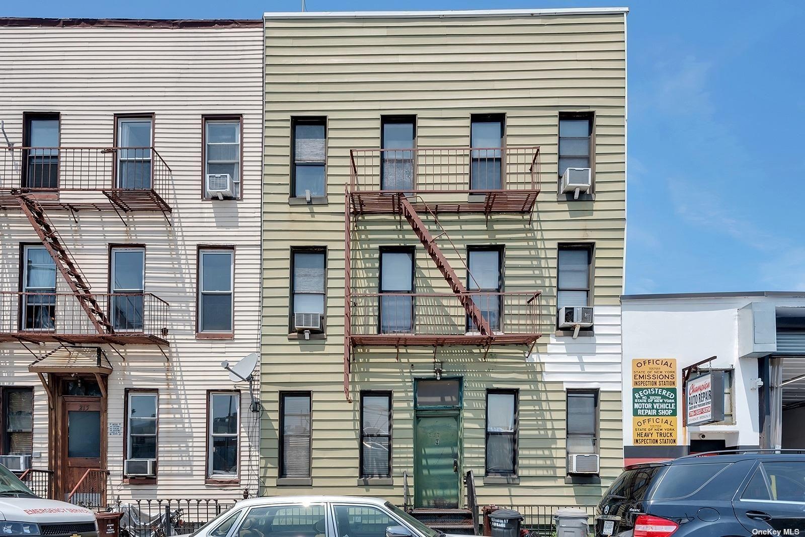 217 India Street, Greenpoint, NY 11222 - MLS#: 3338771