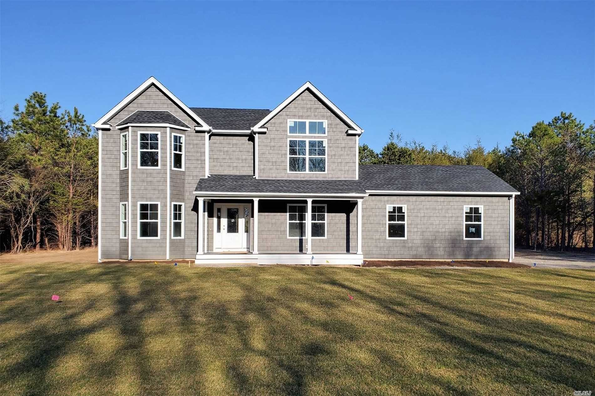 6 N Lawrence--Lot 2 Court, Center Moriches, NY 11934 - MLS#: 3109772