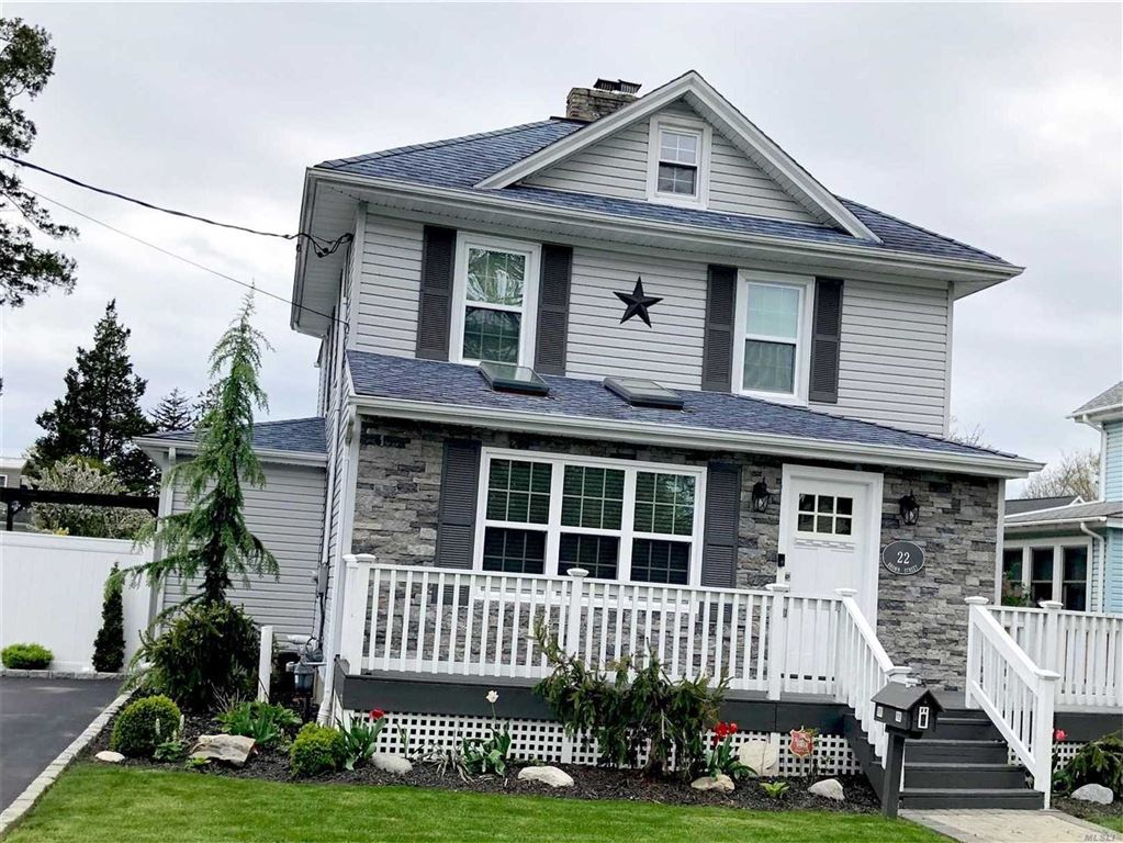 22 Brown Street, W. Babylon, NY 11704 - MLS#: 3125773
