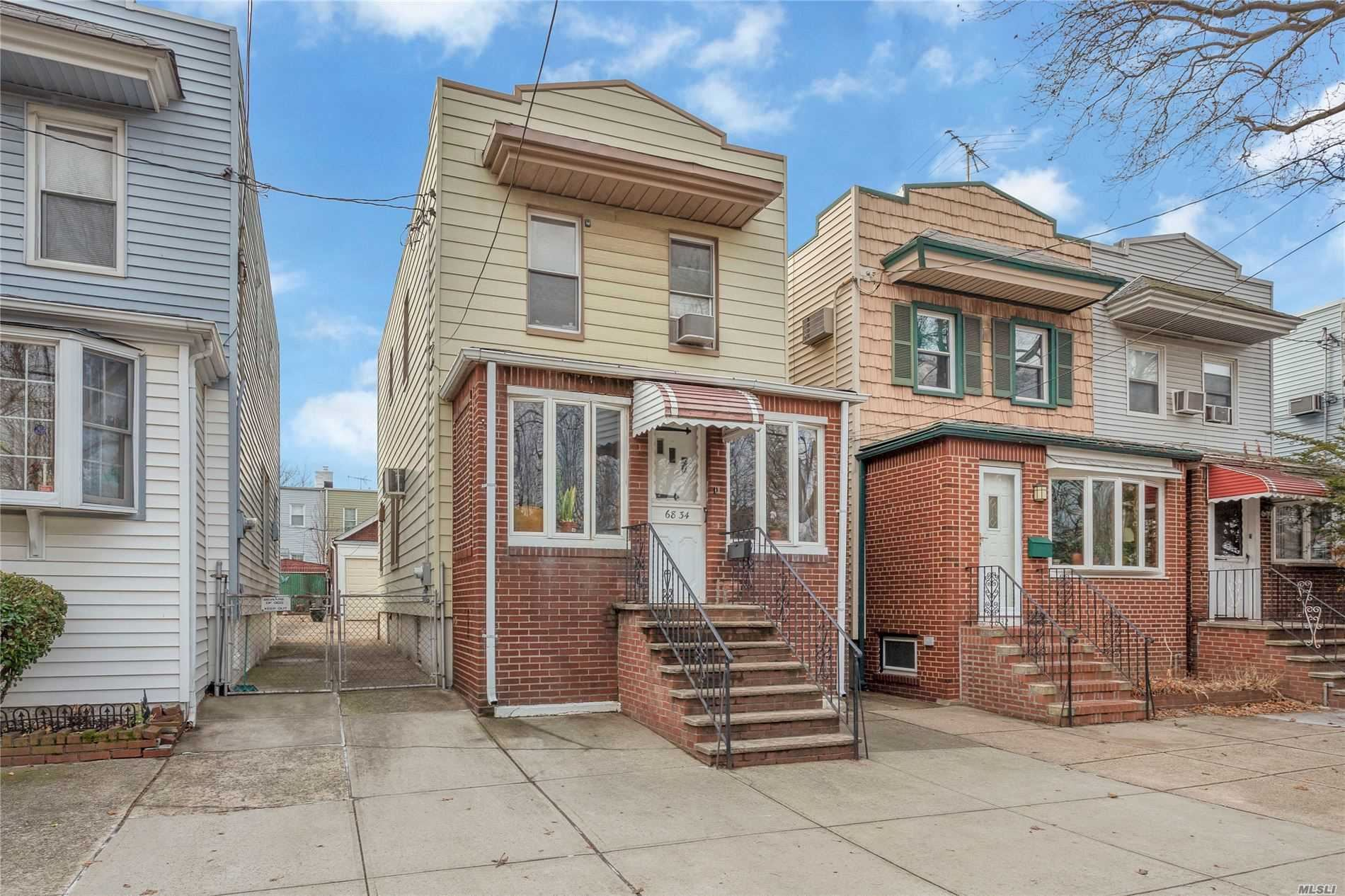 68-34 65th Place, Glendale, NY 11385 - MLS#: 3189774