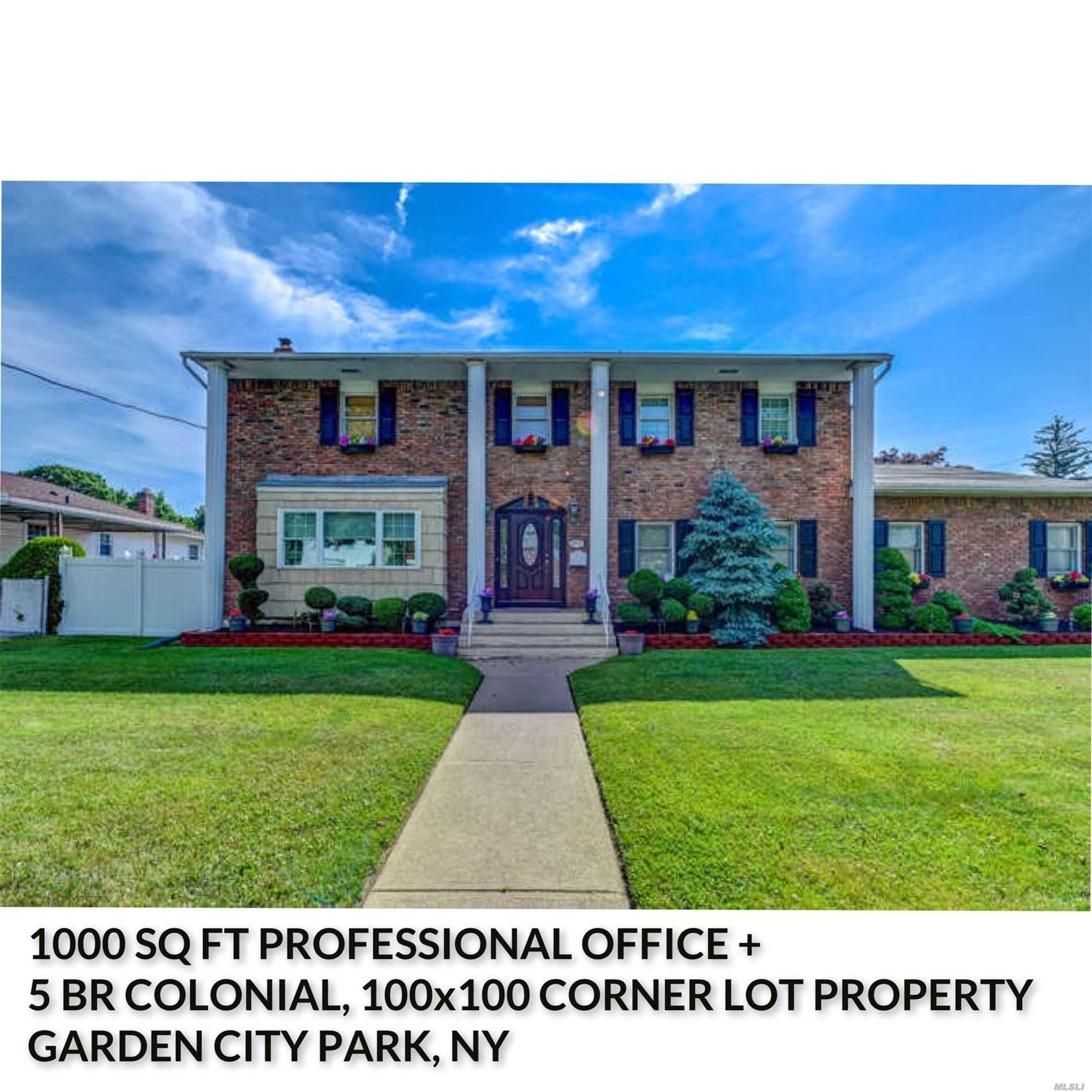 371 Nassau Blvd, Garden City Park, NY 11040 - MLS#: 3225782