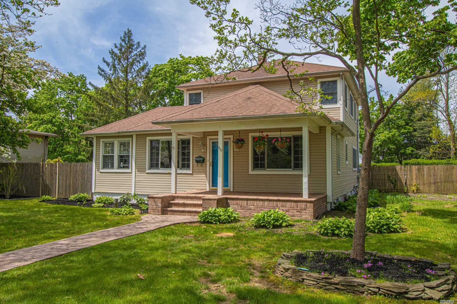 419 N Windsor Ave, Brightwaters, NY 11718 - MLS#: 3217784
