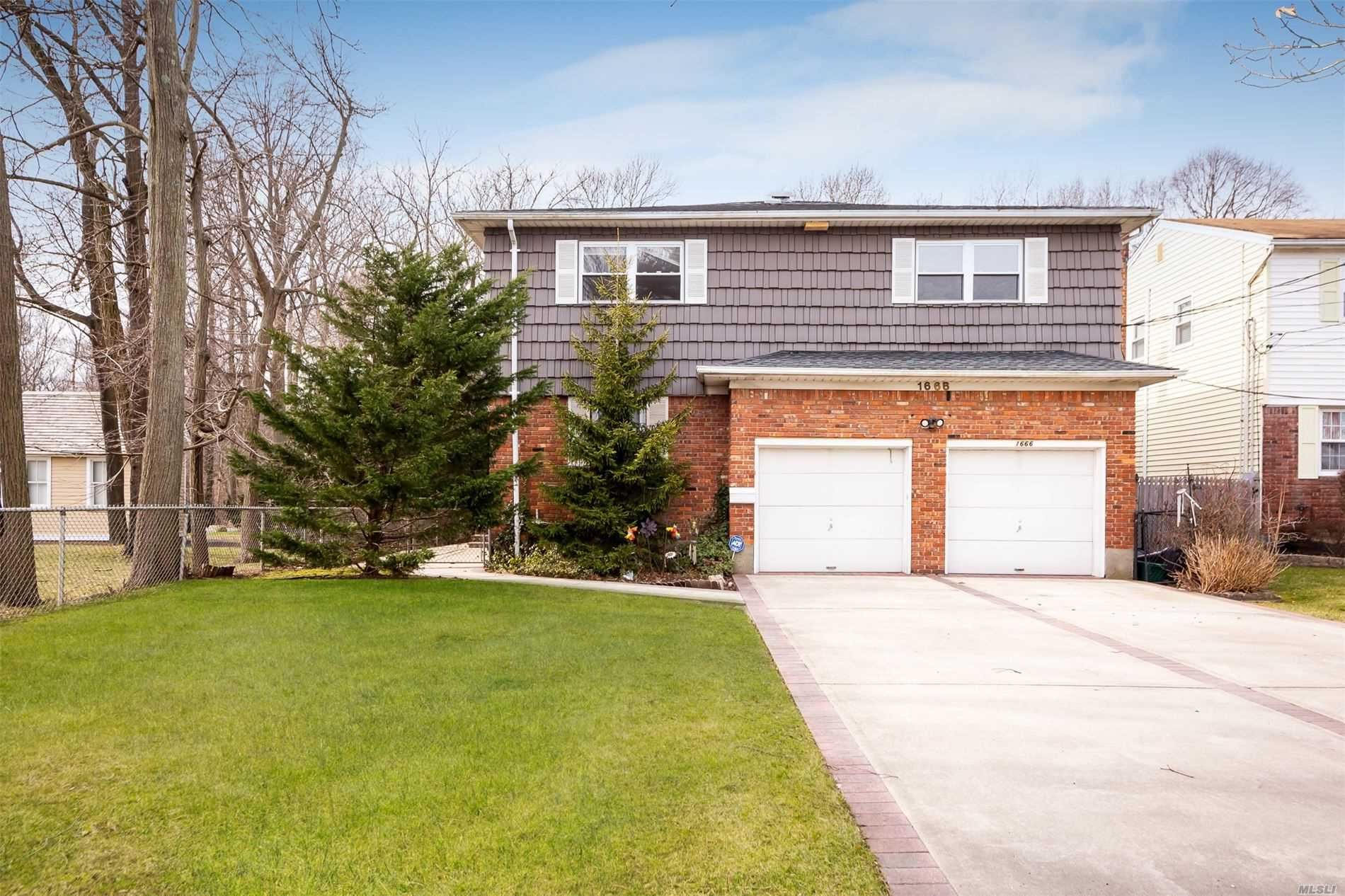 1666 Wantagh Avenue, Wantagh, NY 11793 - MLS#: 3199785