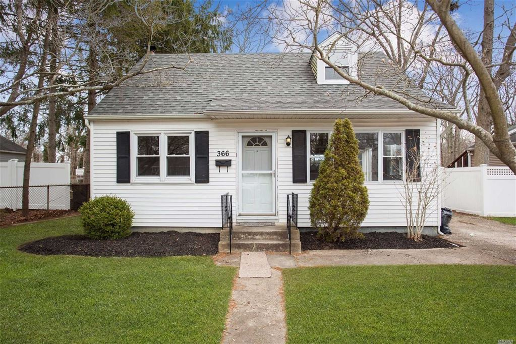 366 Auborn Avenue, Shirley, NY 11967 - MLS#: 3118787