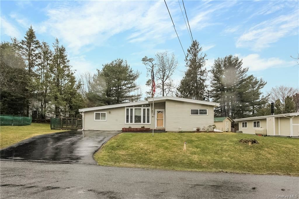 Photo for 55 Straight Path, Rock Hill, NY 12775 (MLS # H6105787)