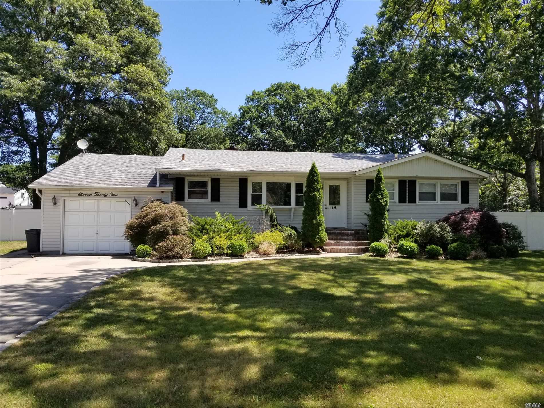 1125 Terry Road, Ronkonkoma, NY 11779 - MLS#: 3049788