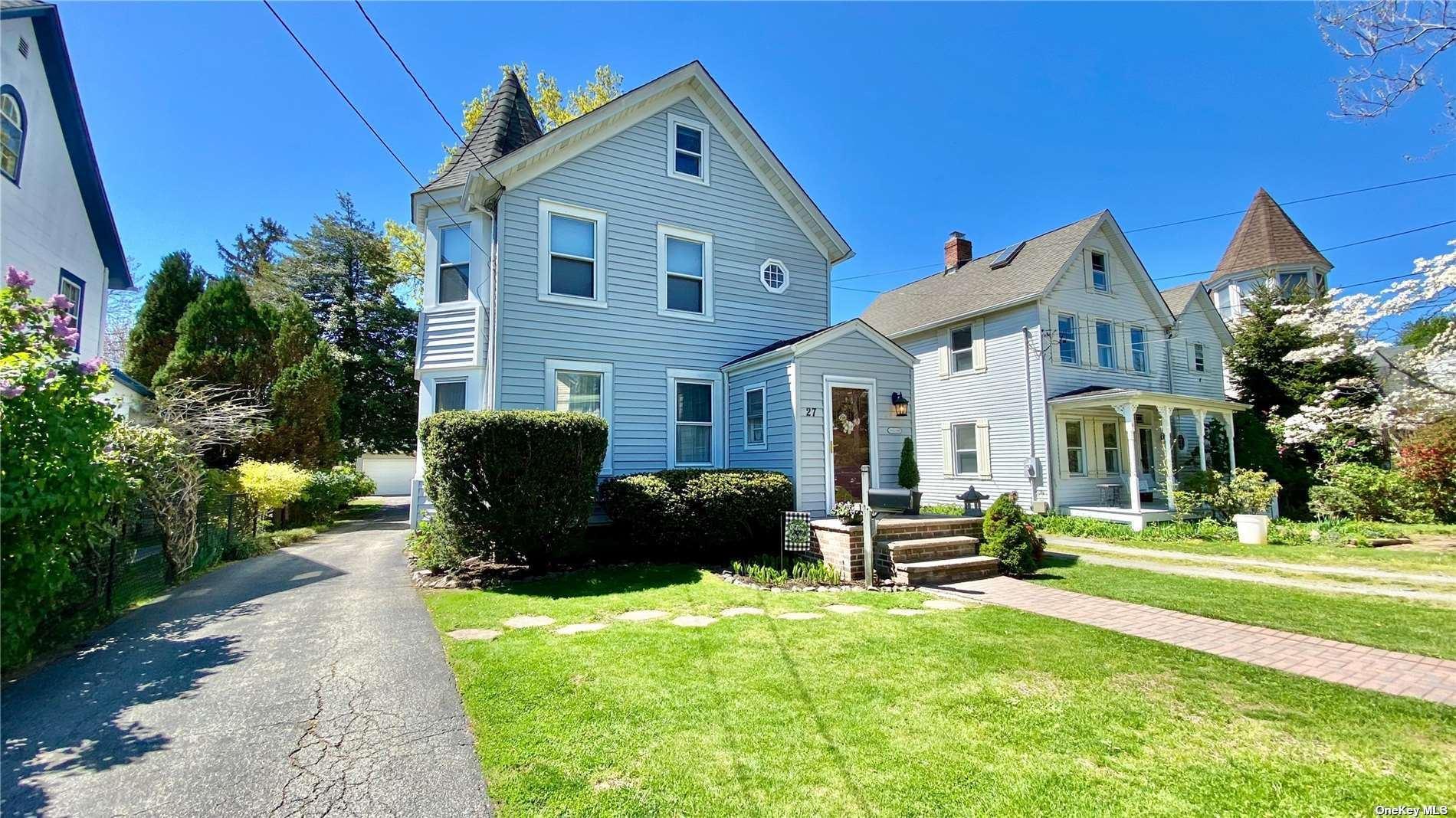 27 Tooker Avenue, Oyster Bay, NY 11771 - MLS#: 3309792