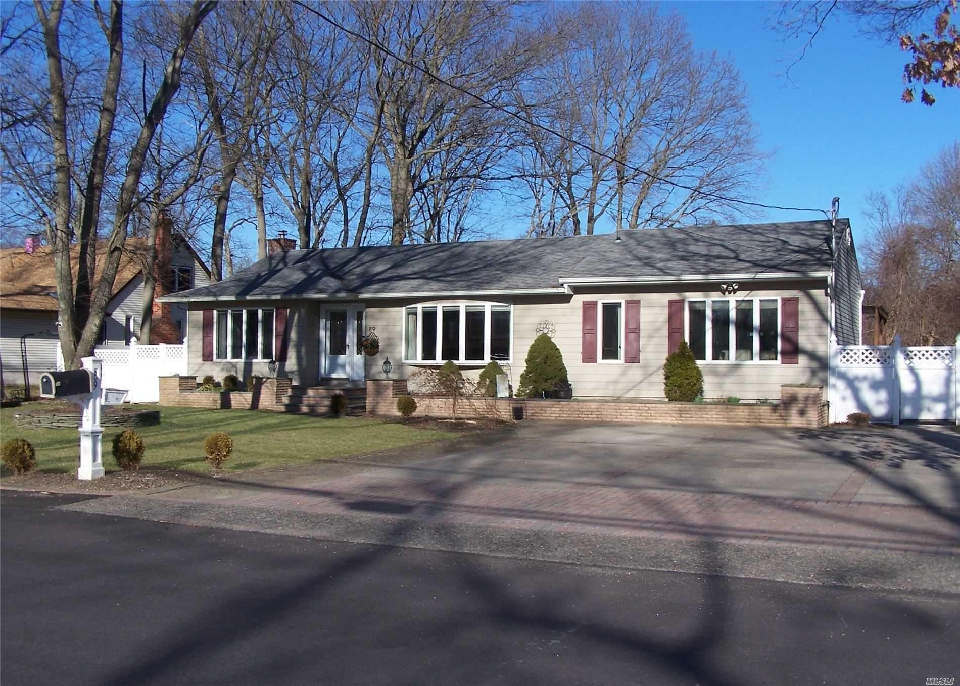 89 Forest Drive, Ronkonkoma, NY 11779 - MLS#: 3204794