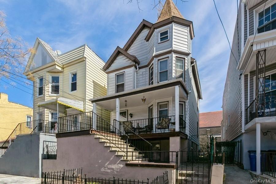 1812 Hunt Avenue, Bronx, NY 10462 - MLS#: H6103794