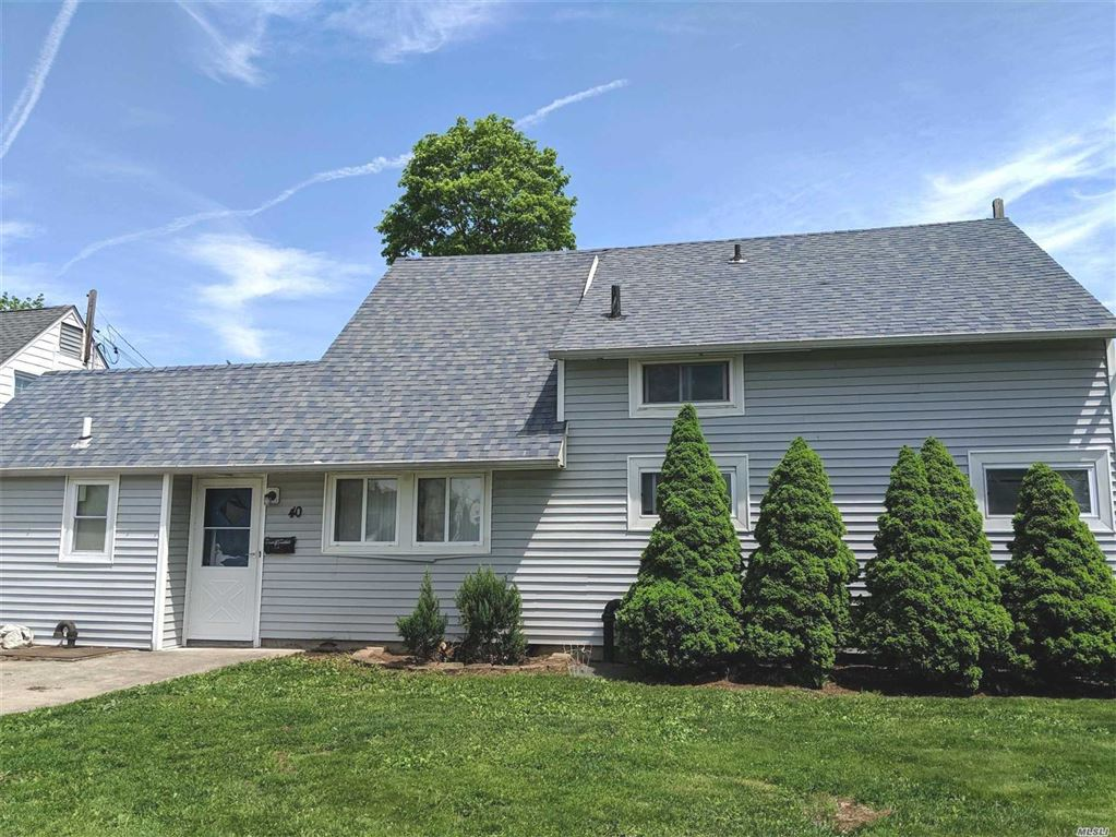 40 Stonecutter Road, Levittown, NY 11756 - MLS#: 3125795