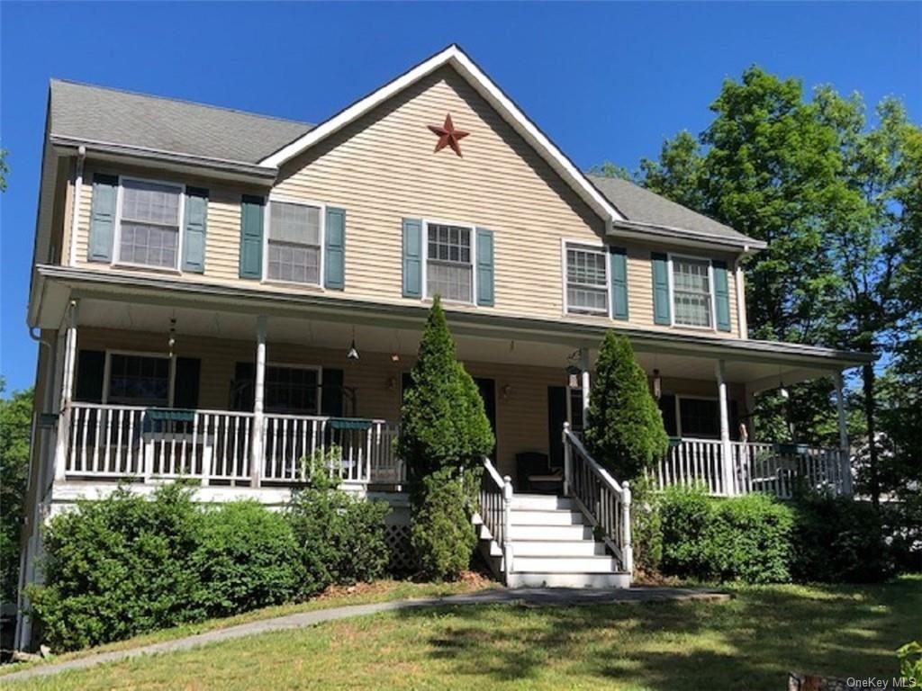 Photo of 338 Shawanga Lodge Road, Bloomingburg, NY 12721 (MLS # H6044797)