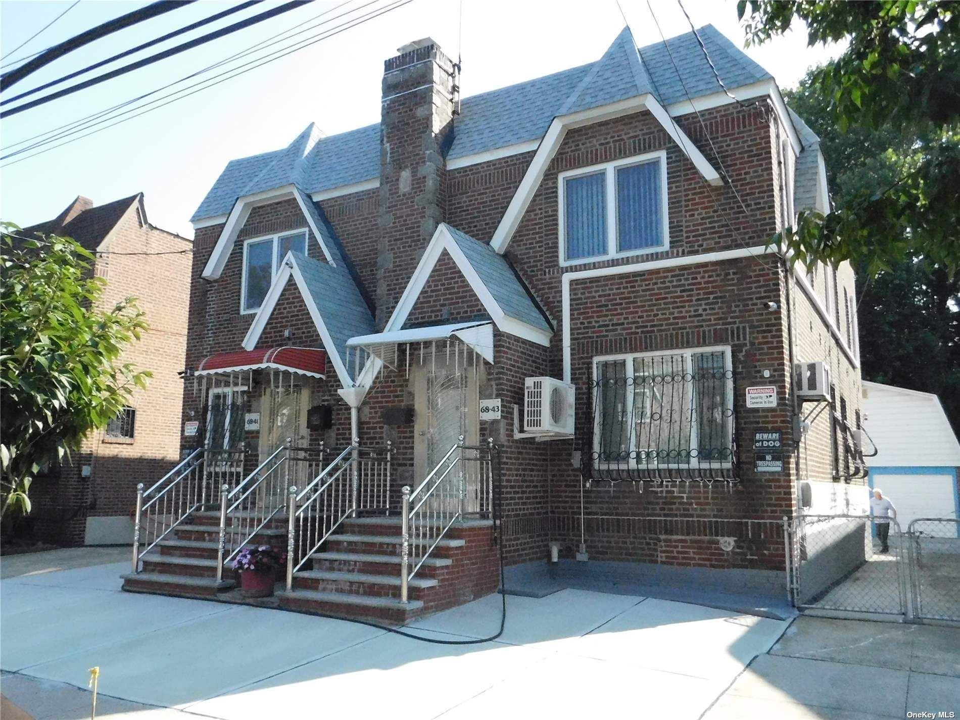 68-43 Alderton Street, Rego Park, NY 11374 - MLS#: 3343801