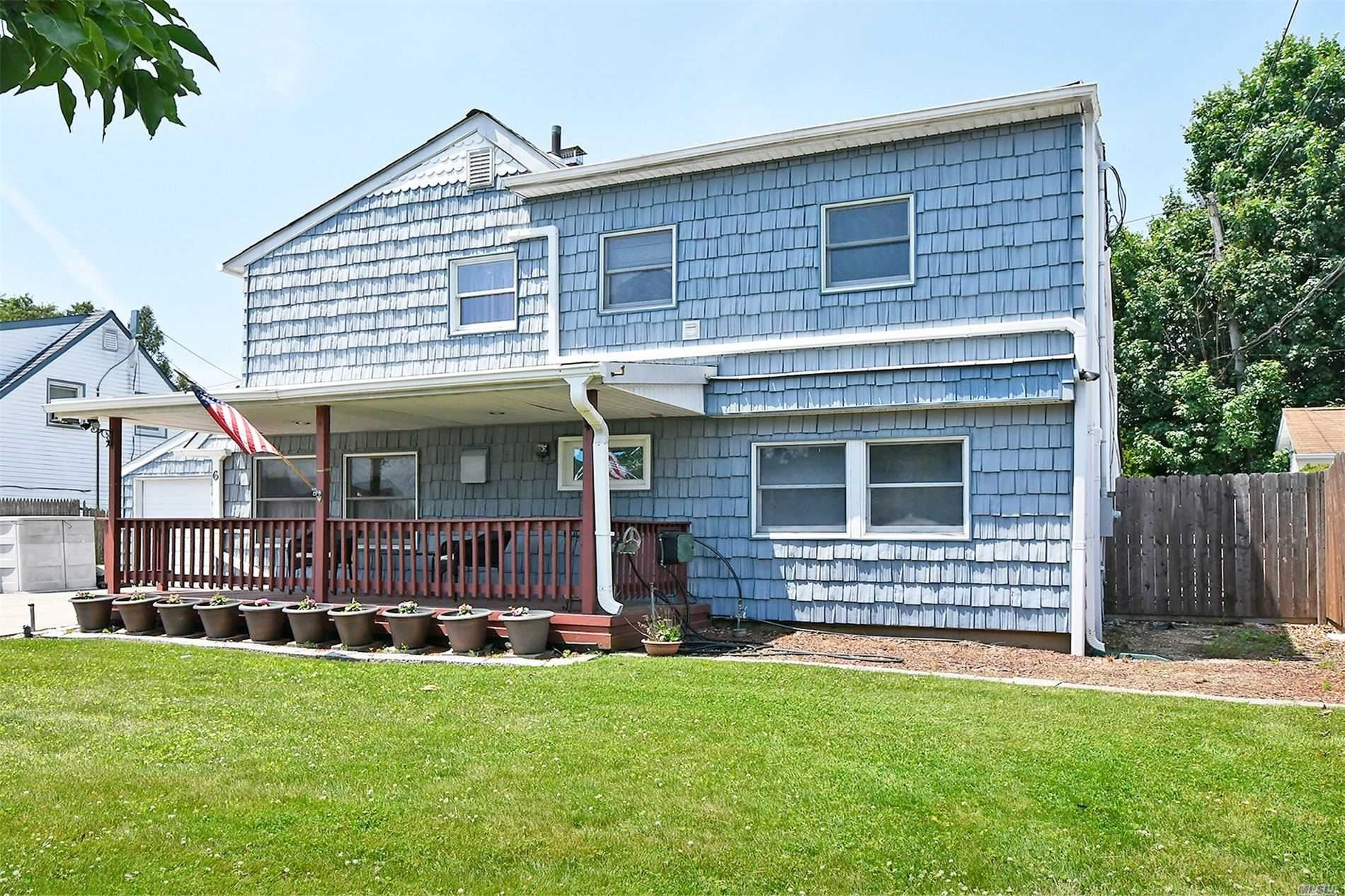 6 Long Ln, Levittown, NY 11756 - MLS#: 3218804