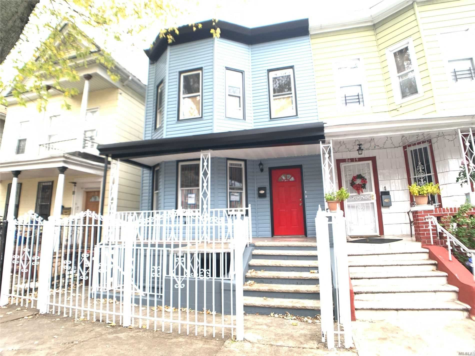 86-17 91st Street, Woodhaven, NY 11421 - MLS#: 3178808
