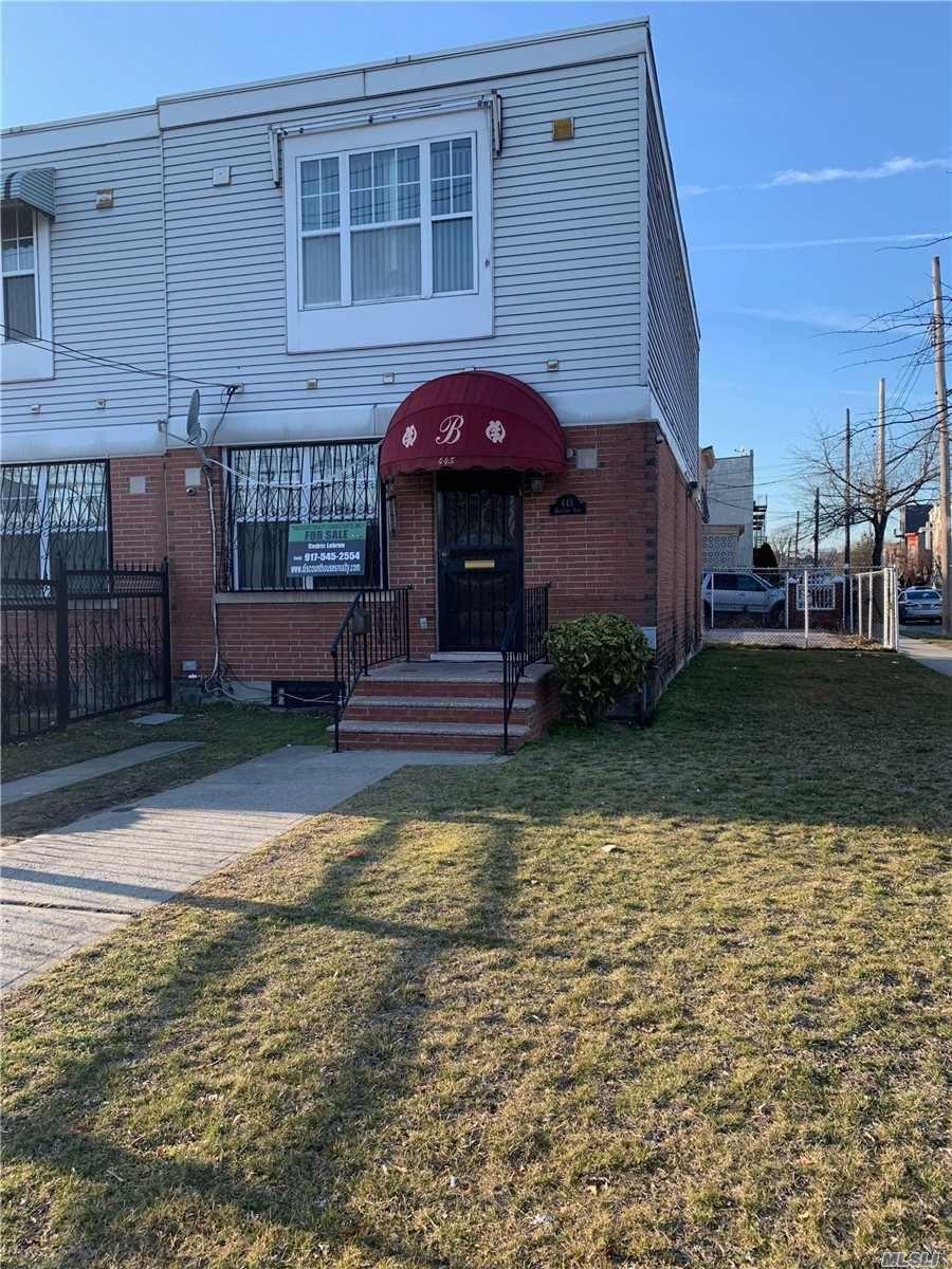 445 Hegeman Avenue, Brooklyn, NY 11207 - MLS#: 3202808