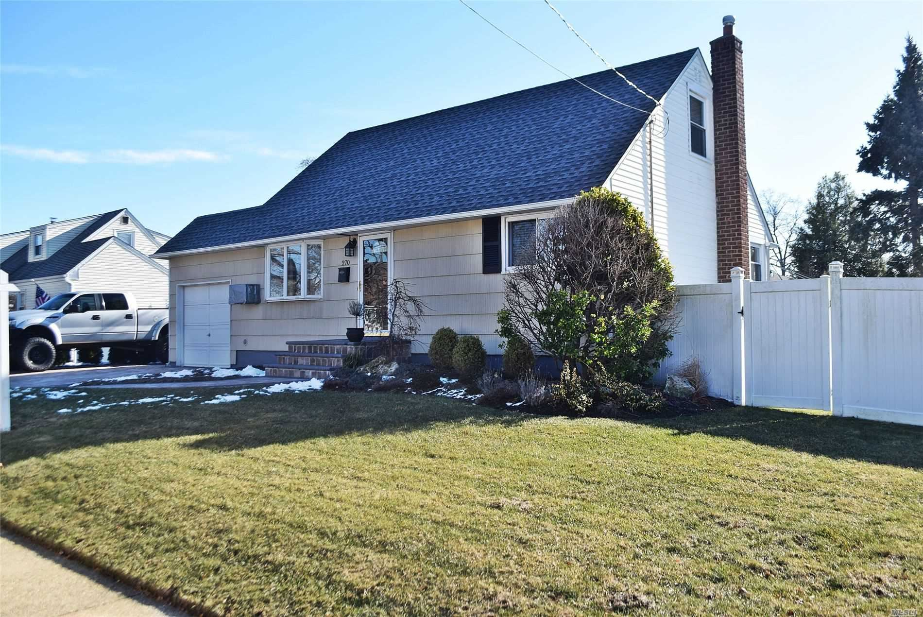 270 N Queens Avenue, Massapequa, NY 11758 - MLS#: 3192809