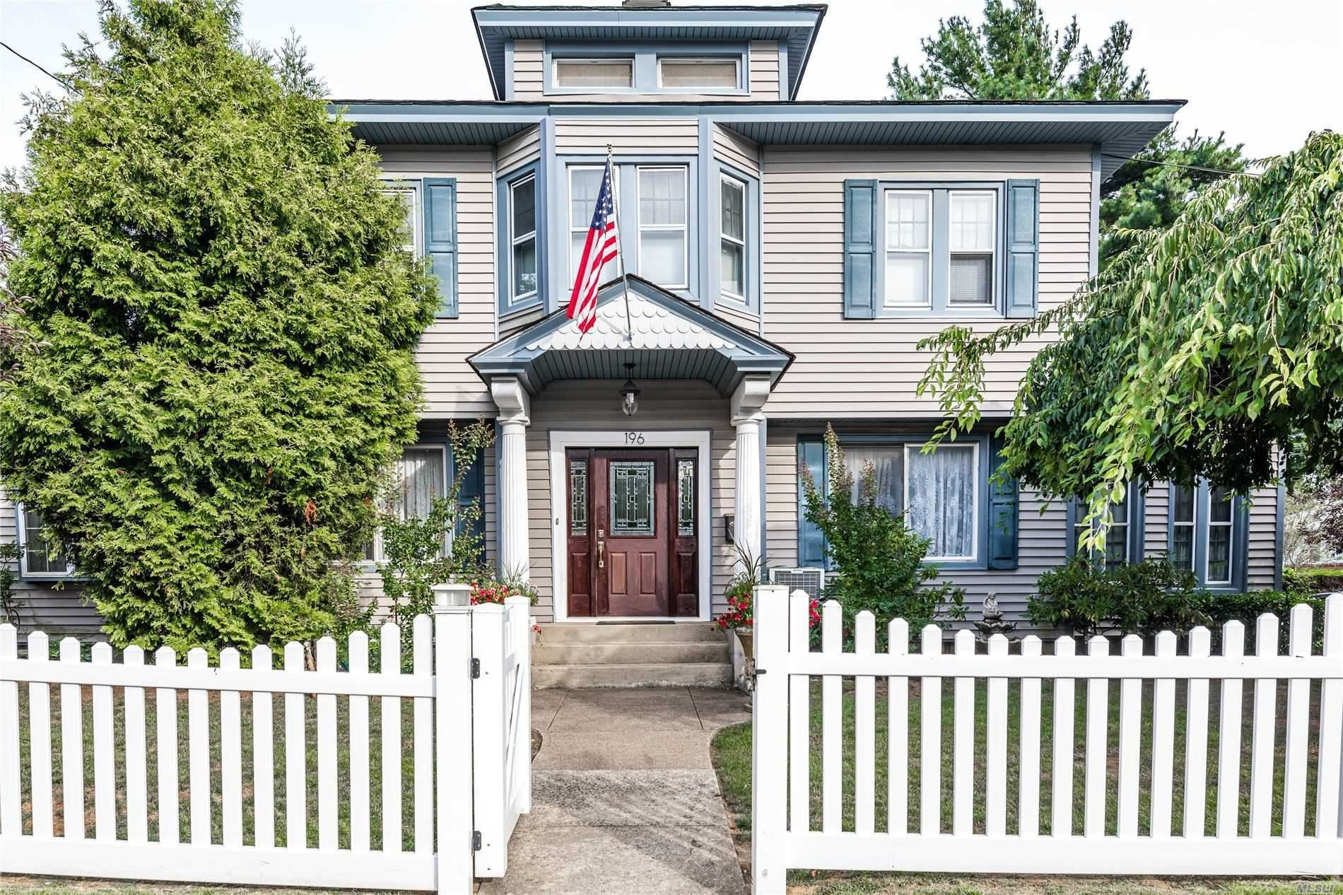196 Union Avenue, Lynbrook, NY 11563 - MLS#: 3239813