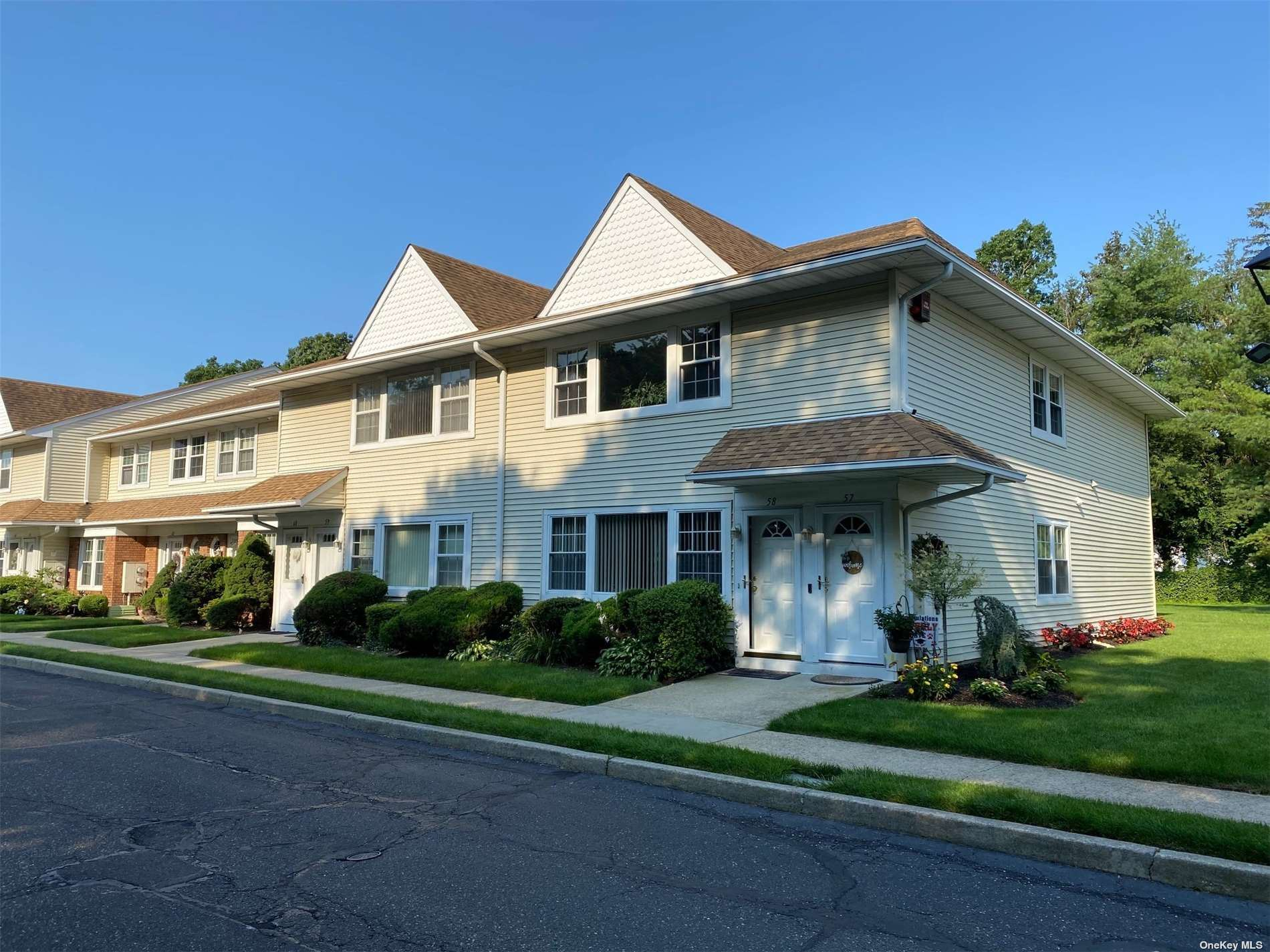 58 Gazebo Lane #58, Holtsville, NY 11742 - MLS#: 3331814
