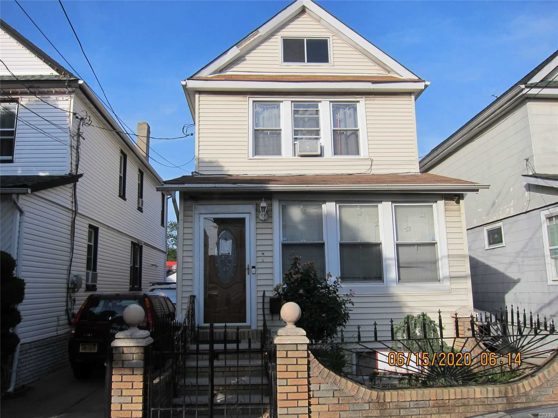 109-27 113th Street, Richmond Hill, NY 11418 - MLS#: 3238818